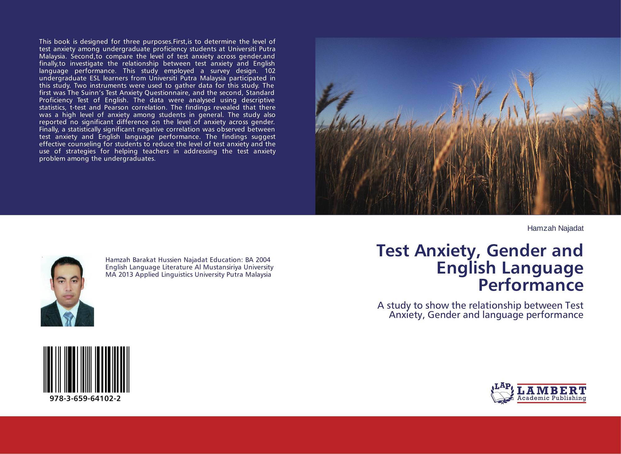 relationship between interpretation performance and anxiety Therefore, it can be concluded that there is a significant relationship between high level anxiety and low academic performance among engineering students consistently result with previous studies found a negative correlation between high levels of anxiety and low academic performance (soler, 2005 and mccraty, 2007.
