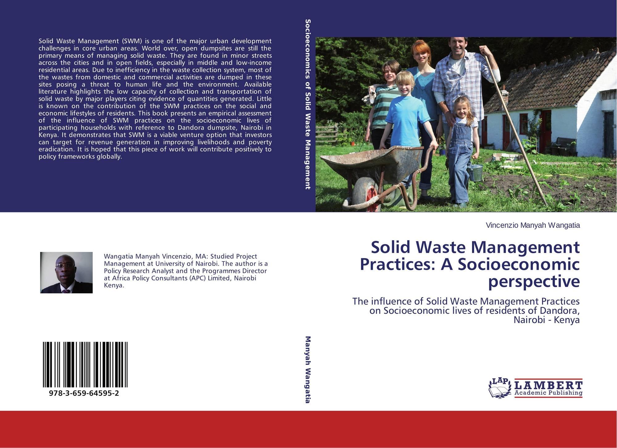 Literature on solid waste management