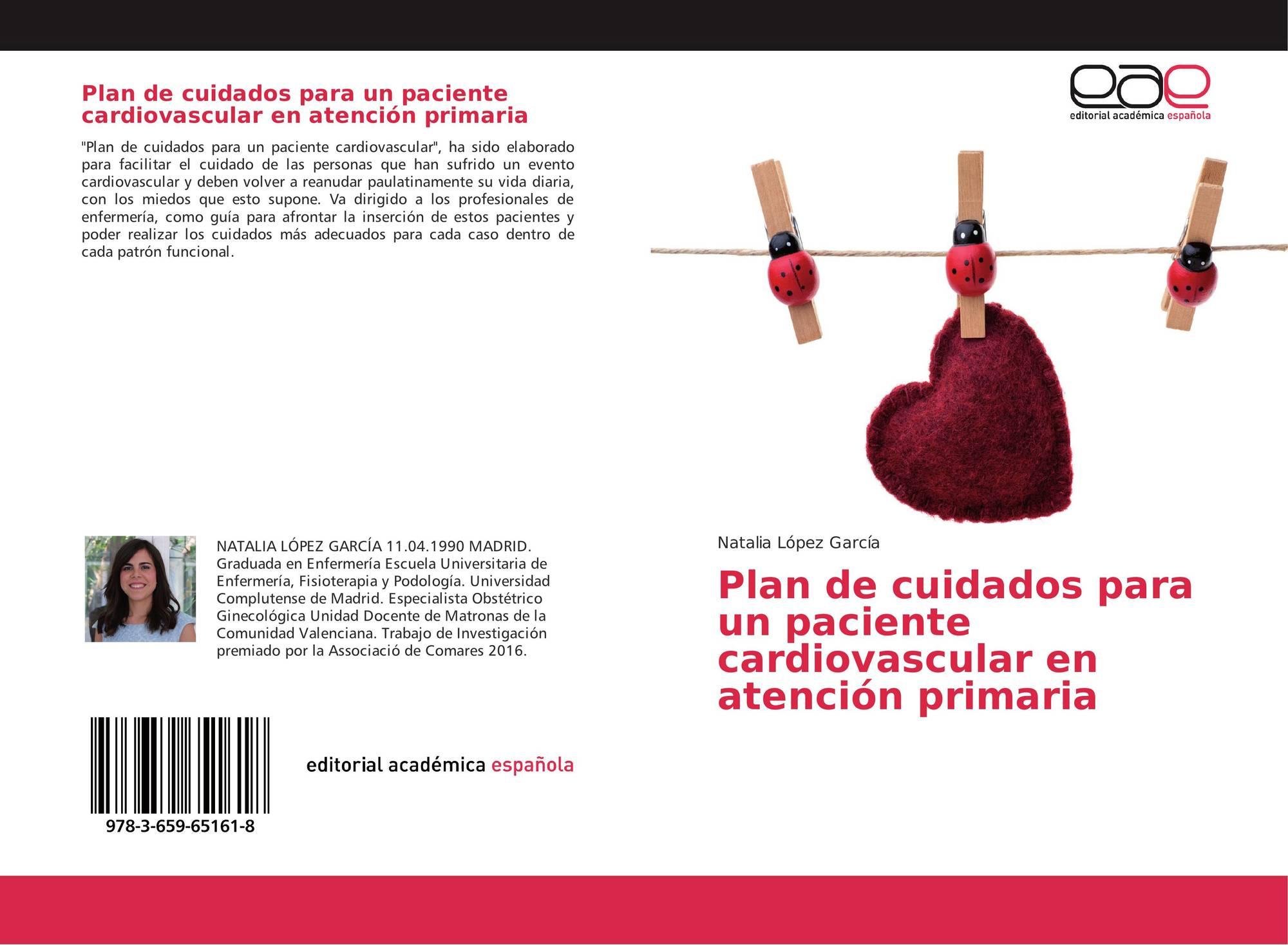 Plan de cuidados para un paciente cardiovascular en atención ...