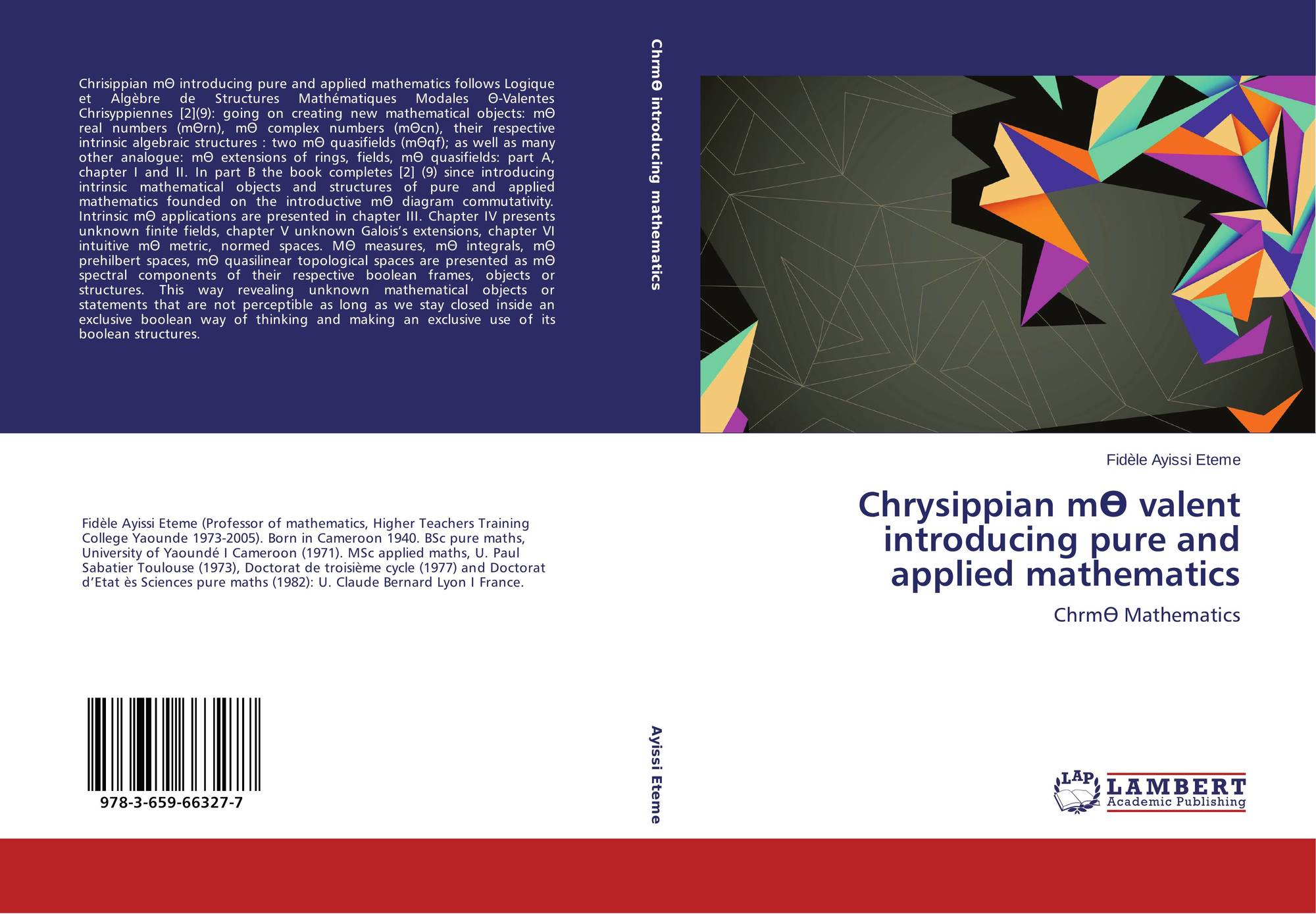 Chrysippian mӨ valent introducing pure and applied