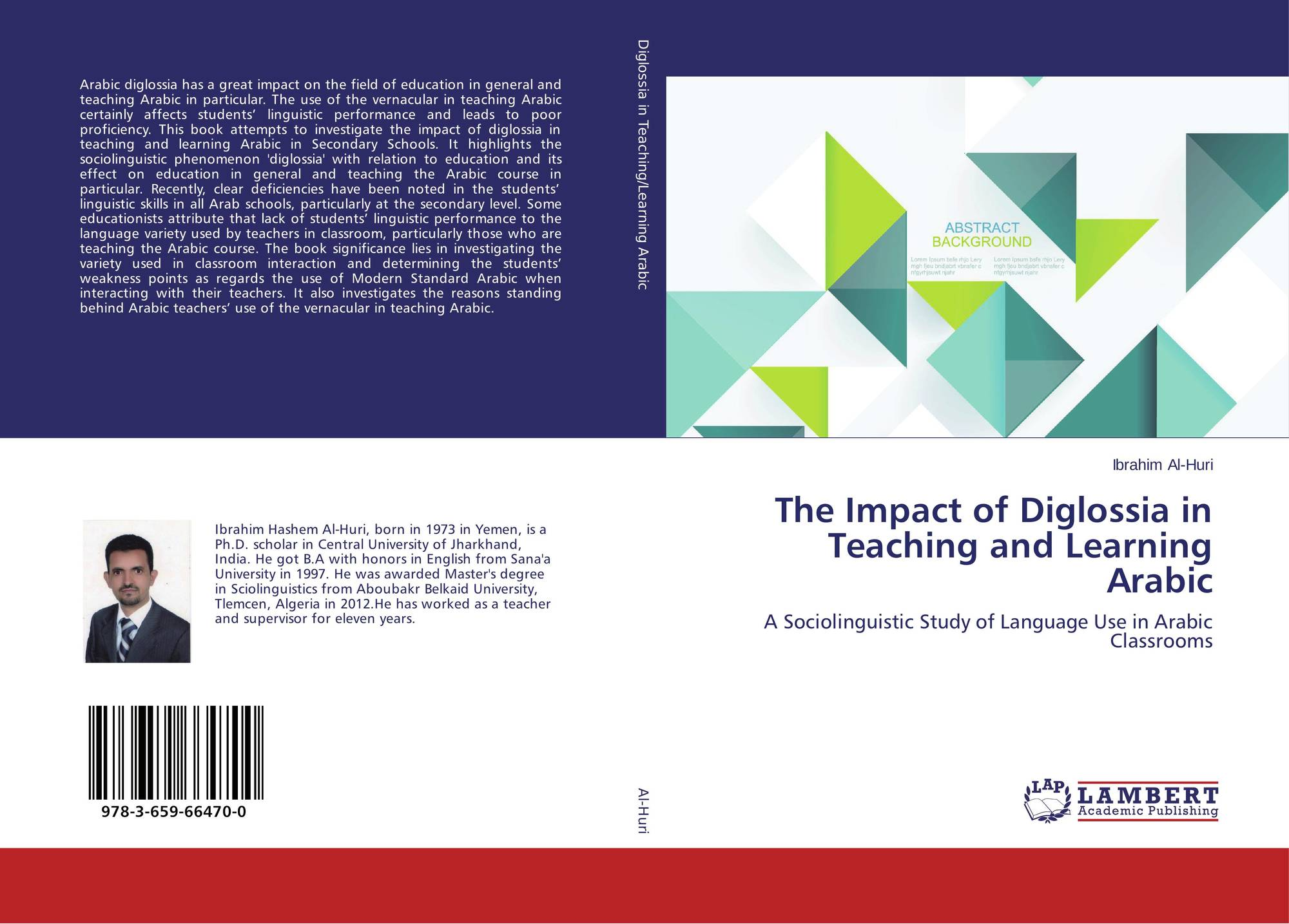 The Impact of Diglossia in Teaching and Learning Arabic, 978