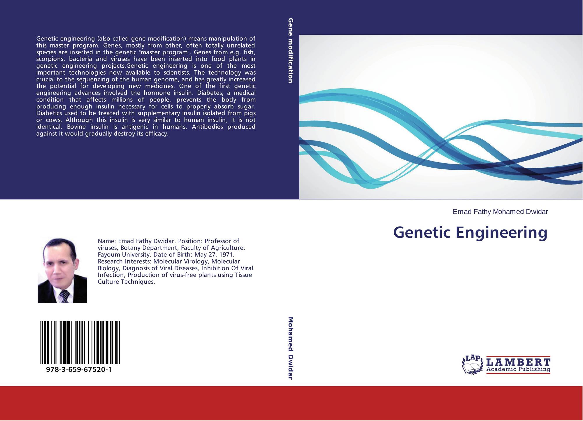 for genetic engineering What is genetic engineering by dr ricarda steinbrecher the rest of the story behind genetic engineering: an interview with brian tokar by mark oshinskie.