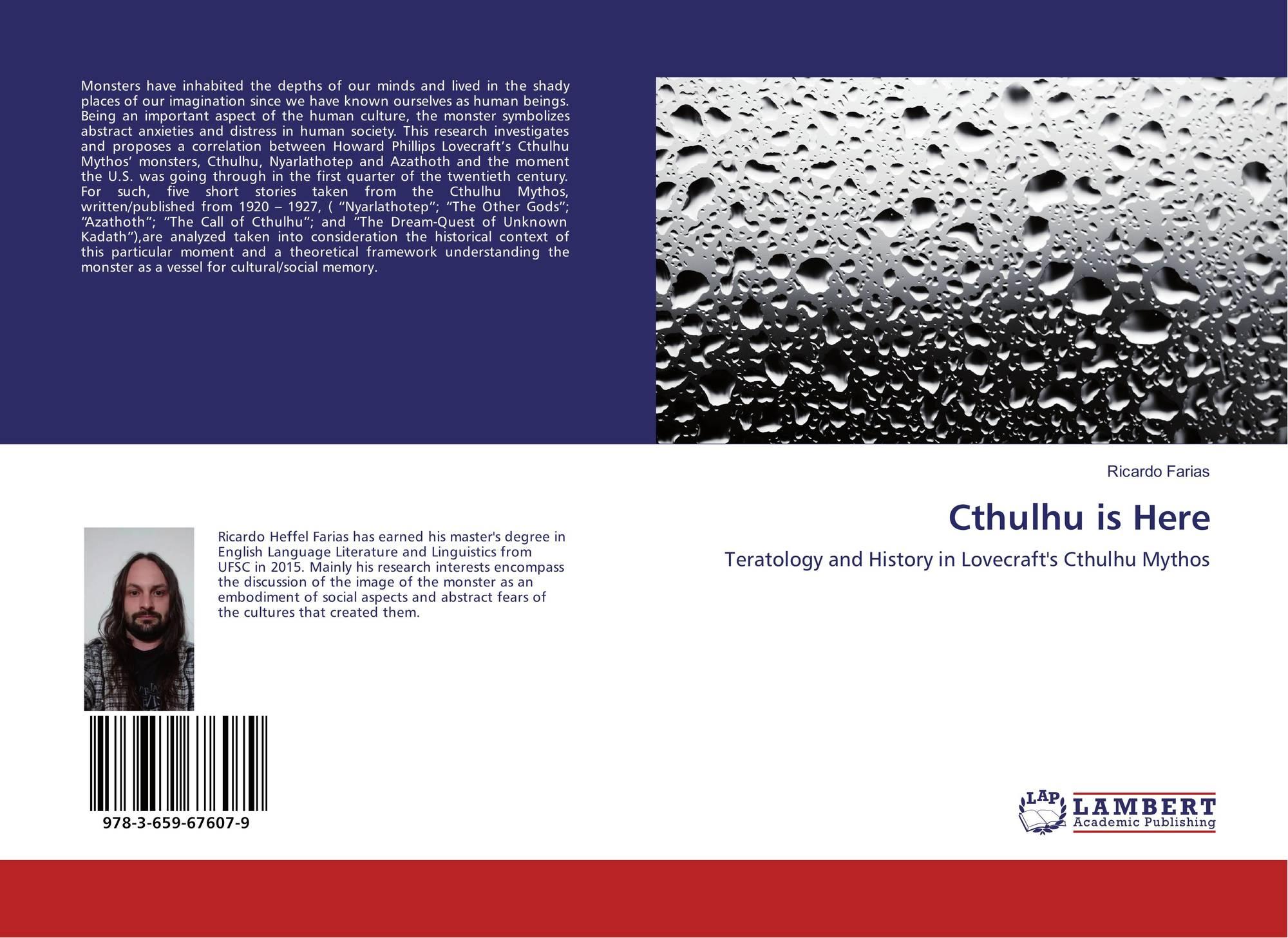 cthulhu language