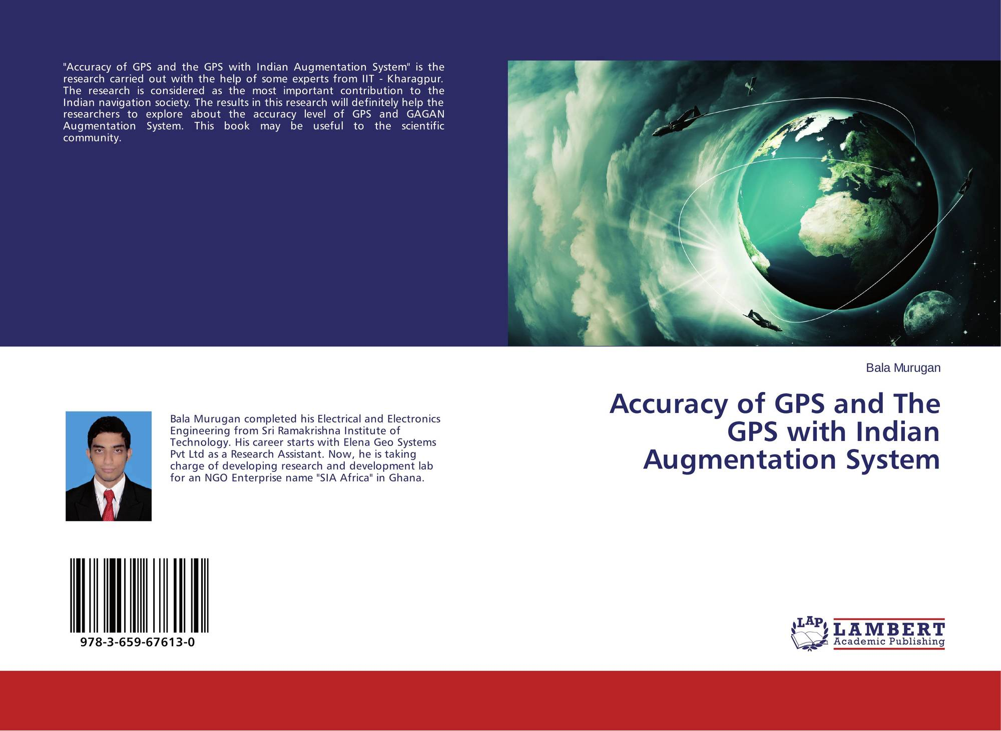 Accuracy of GPS and The GPS with Indian Augmentation System, 978-3
