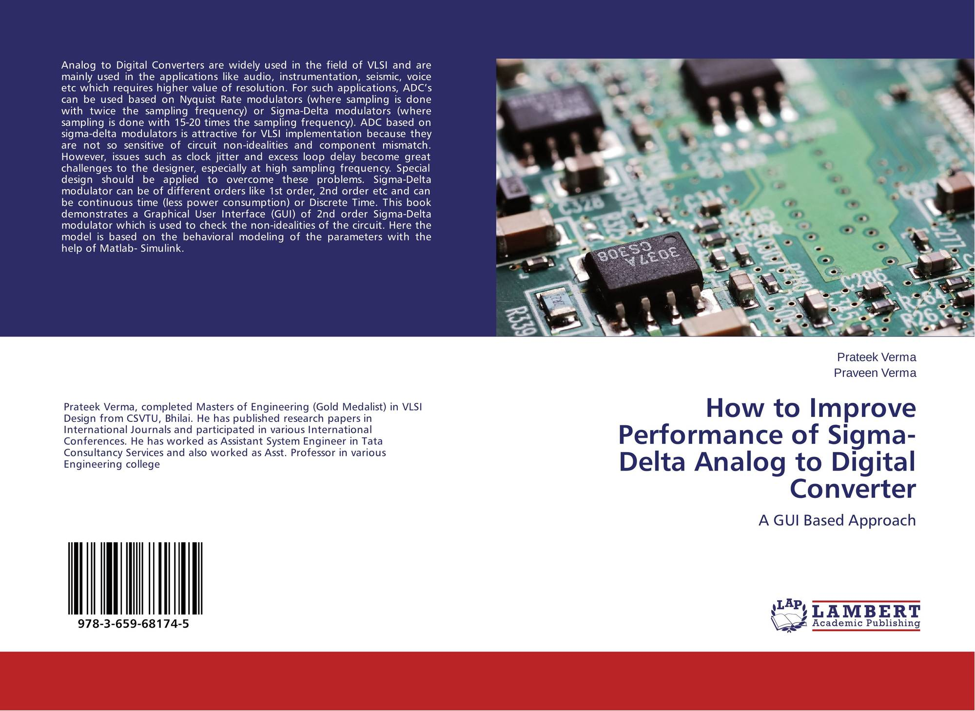 Search Results For Analog To Digital Converter Cmos Integrated Analogtodigital And Digitaltoanalog Converters Bookcover Of How Improve Performance Sigma Delta