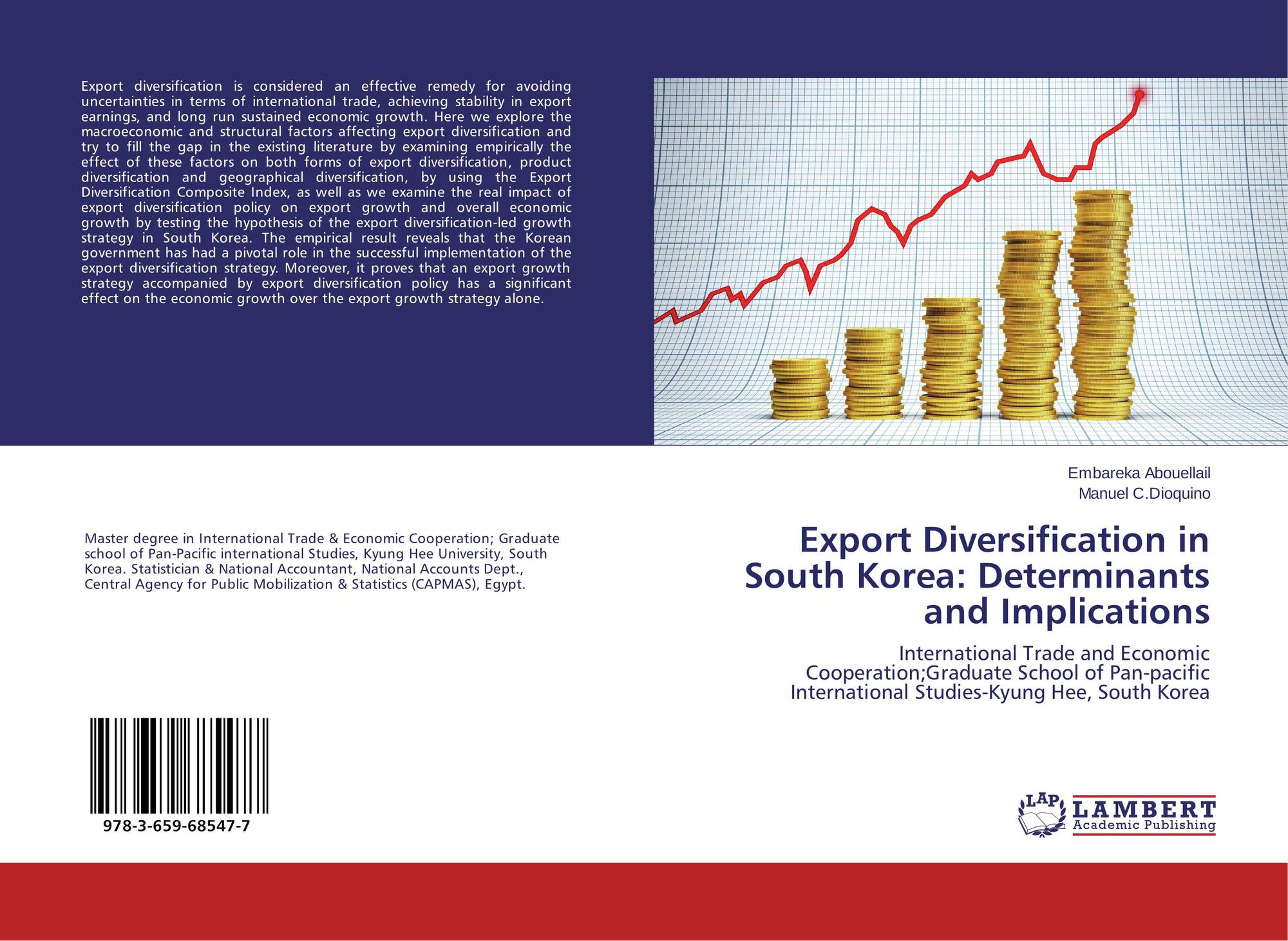 export diversification and economic growth Summary: the paper considers concepts of economic diversification with respect to exports (including service sectors) for small states we assessed the economic performance of different groups of 34 small states over the period of 1990-2015 and found those more diversified experienced lower output volatility and higher average growth than most other small states.
