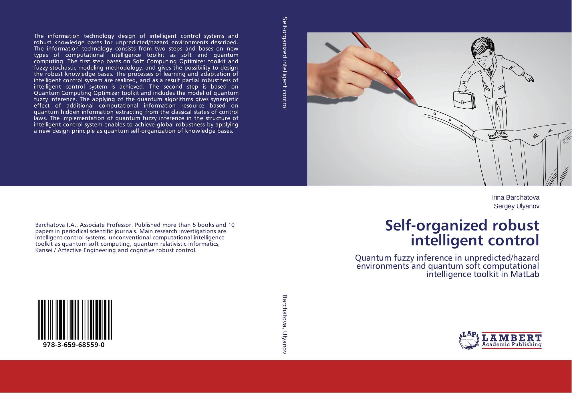 Self-organized robust intelligent control, 978-3-659-68559-0