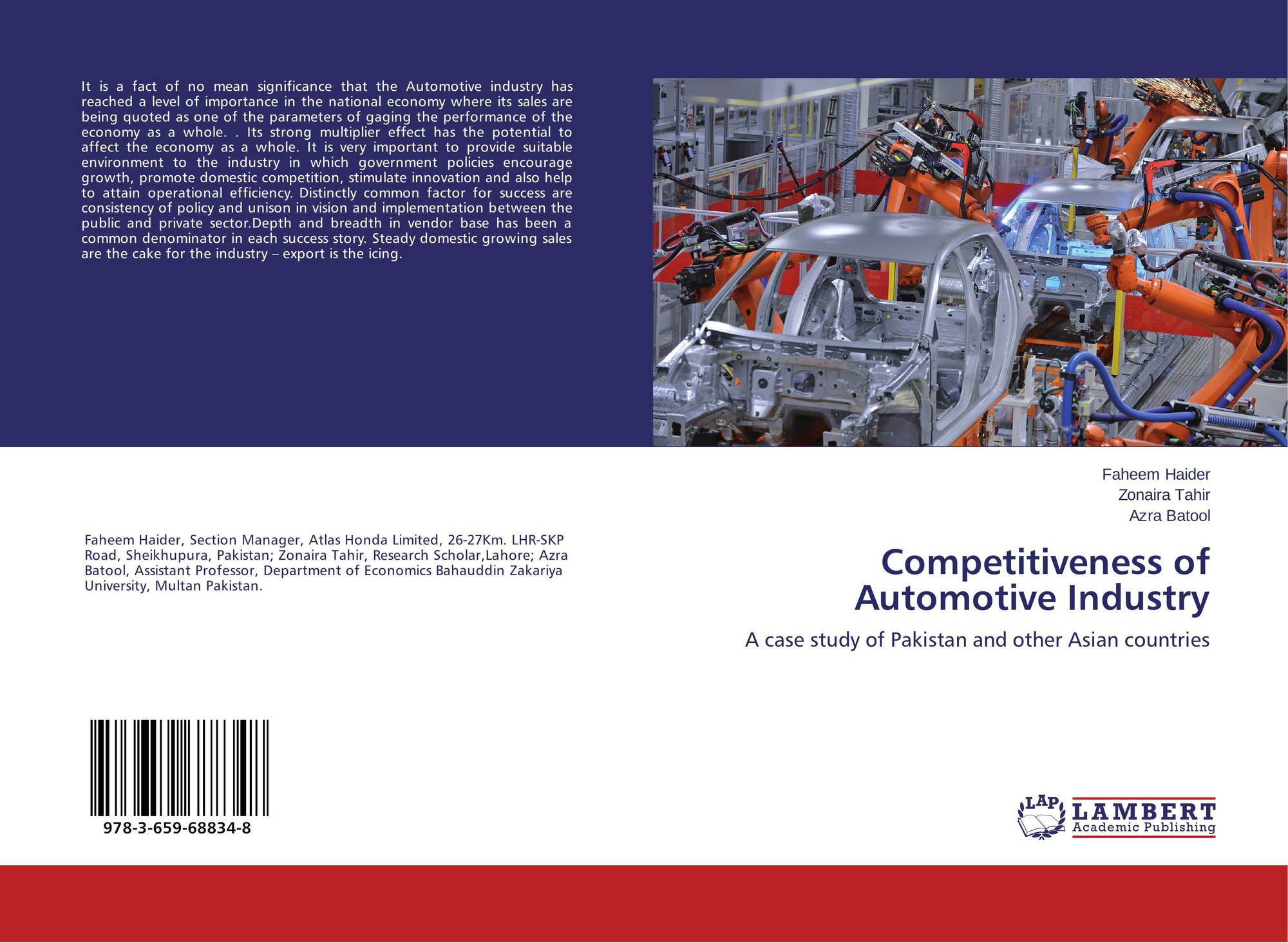 thesis on export competitiveness