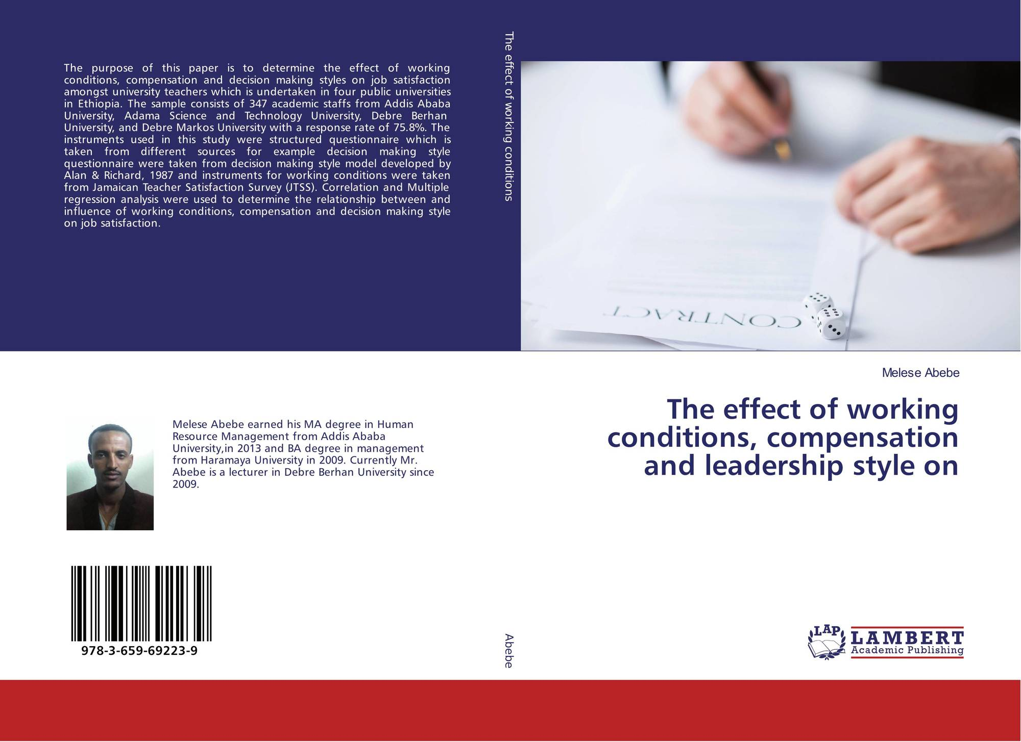 the effect of leadership style on Servant leadership style suggest that it is an important way to move ahead in a world where values are increasingly important, and where servant leaders achieve power on the basis of their values and ideals.