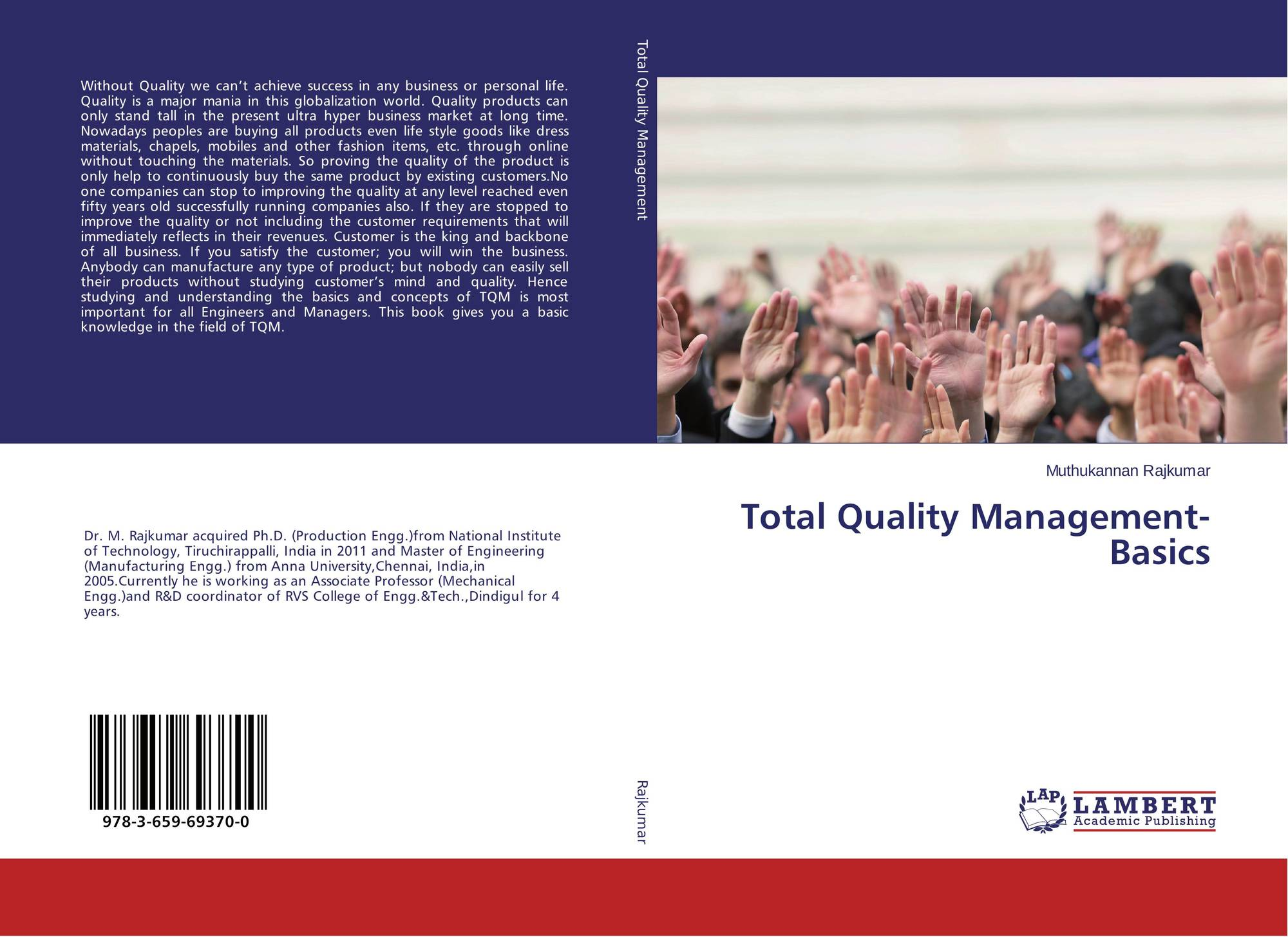 total quality management 7 1-3: the quality management system model   2-7: personal protective  equipment   7-3: establishing the value range for the control material.