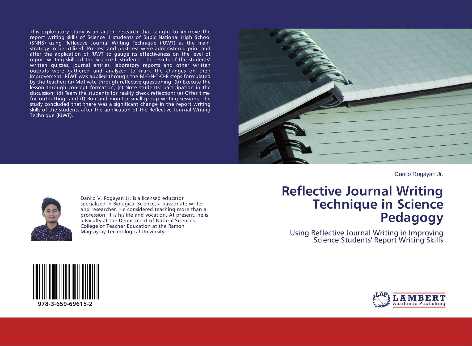 english learning reflective journal reading Reflective practice is the ability to reflect on one's actions so as to  reflective learning organizations have invested in coaching  keep a journal:.