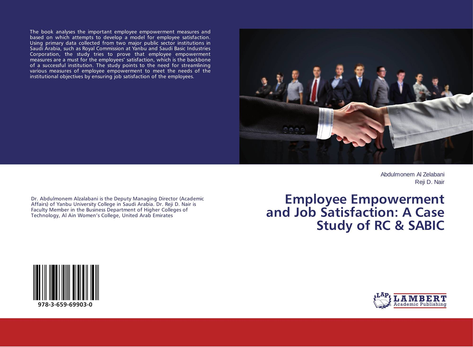 Job Satisfaction Case Study Solution and Analysis of ...