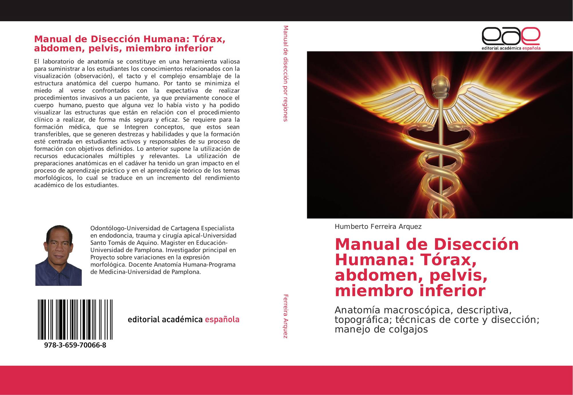 Manual de Disección Humana: Tórax, abdomen, pelvis, miembro inferior ...