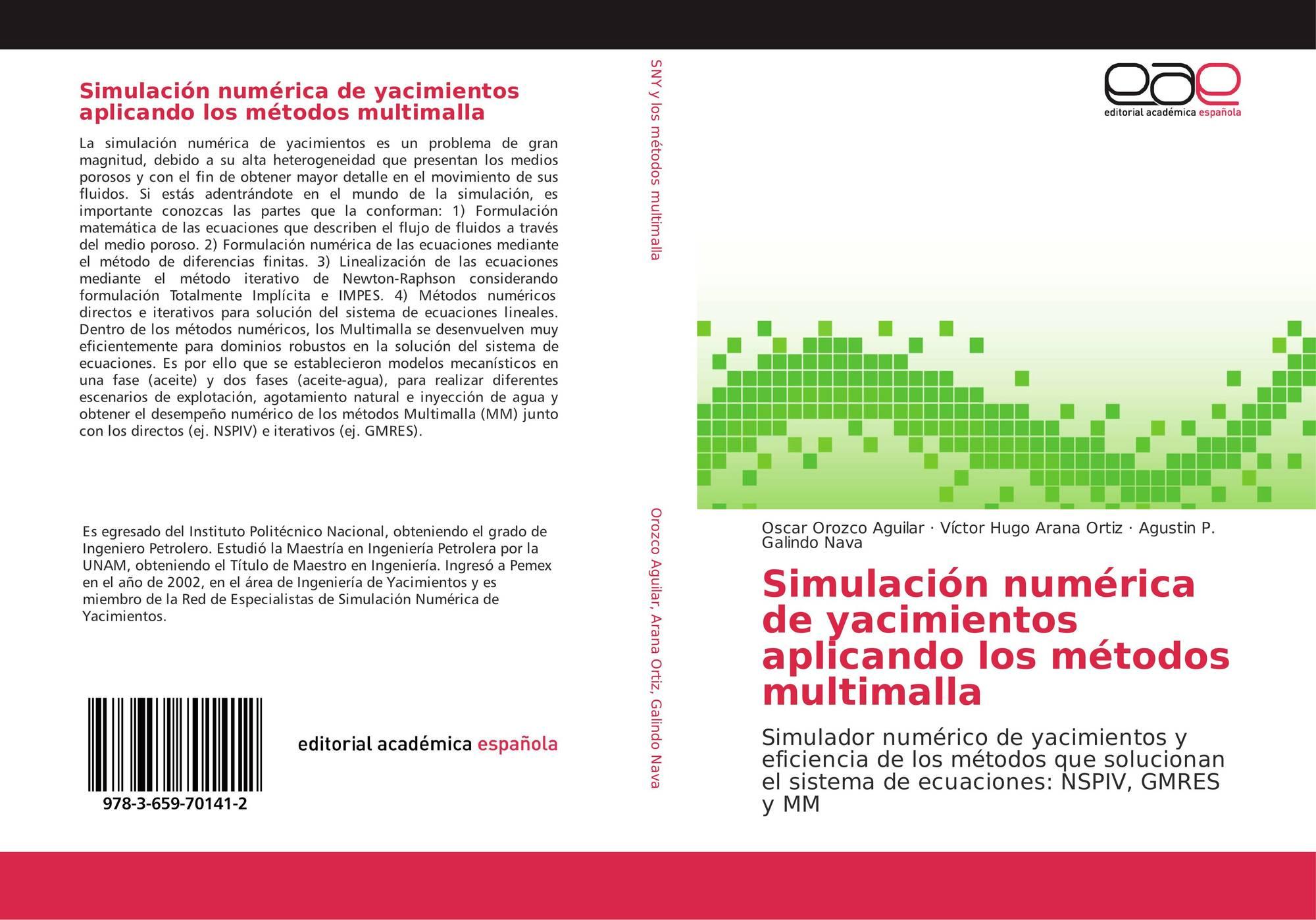 Simulación numérica de yacimientos aplicando los métodos multimalla ...