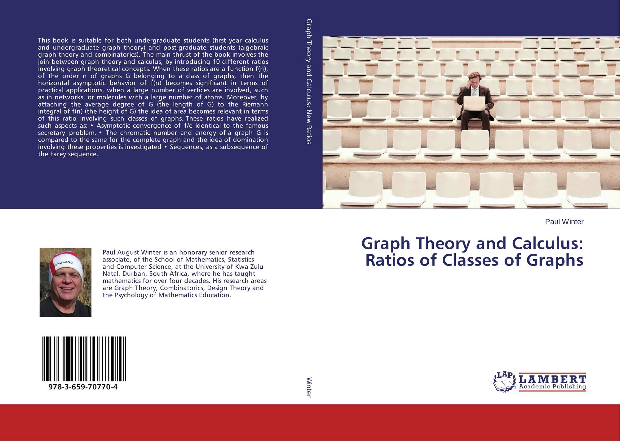 thesis on algebraic graph theory In graph theory, as in discrete mathematics in general, not only the existence, but   this thesis consists of six chapters and one appendix, where  for a direct  and more algebraic proof, see [139, proof of theorem 5.