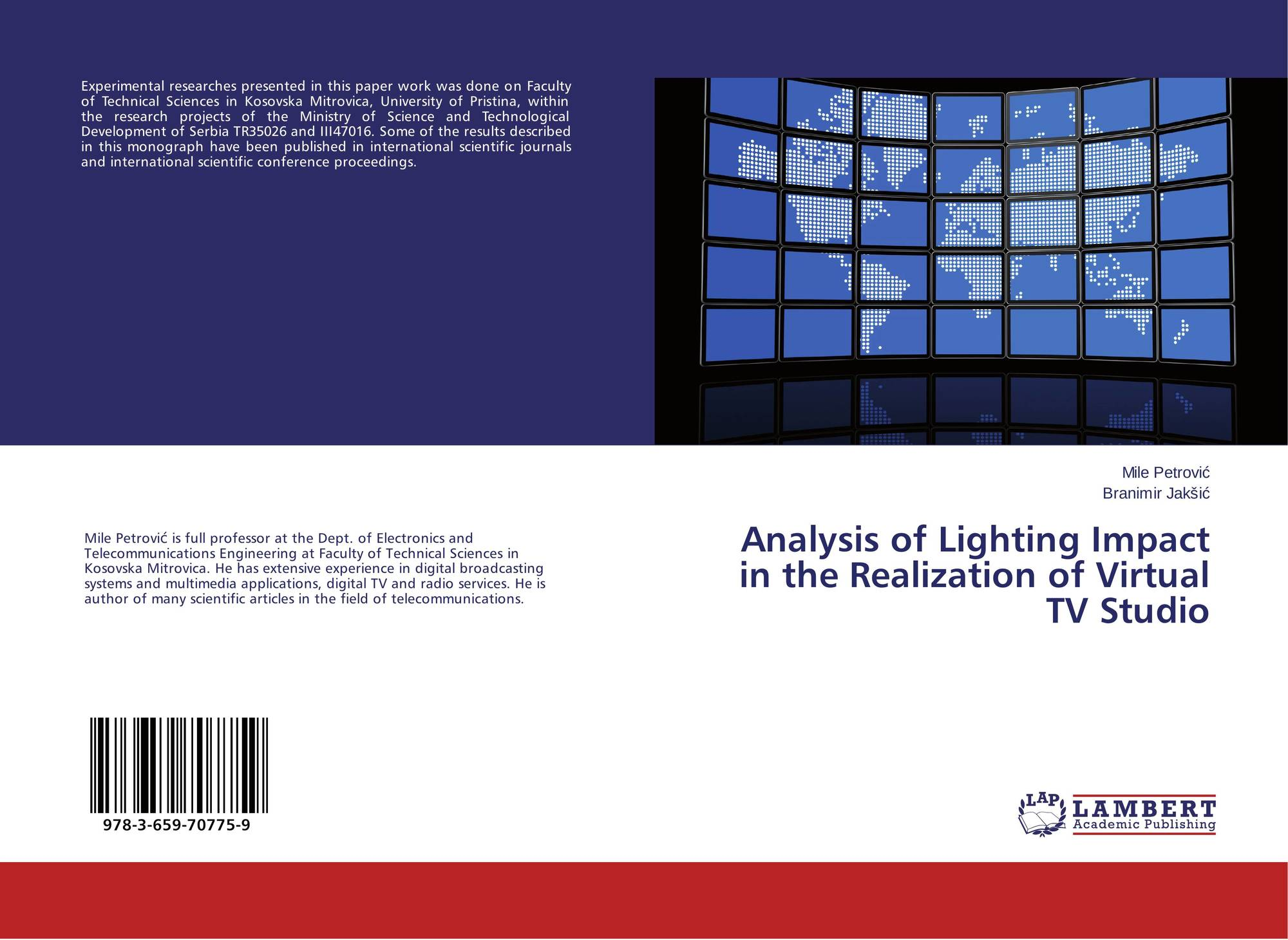 an analysis of a book about the global broadcasting systems Broadcasting equipment market: global industry analysis and forecast global industry analysis and forecast to cisco systems inc, ericsson ab.
