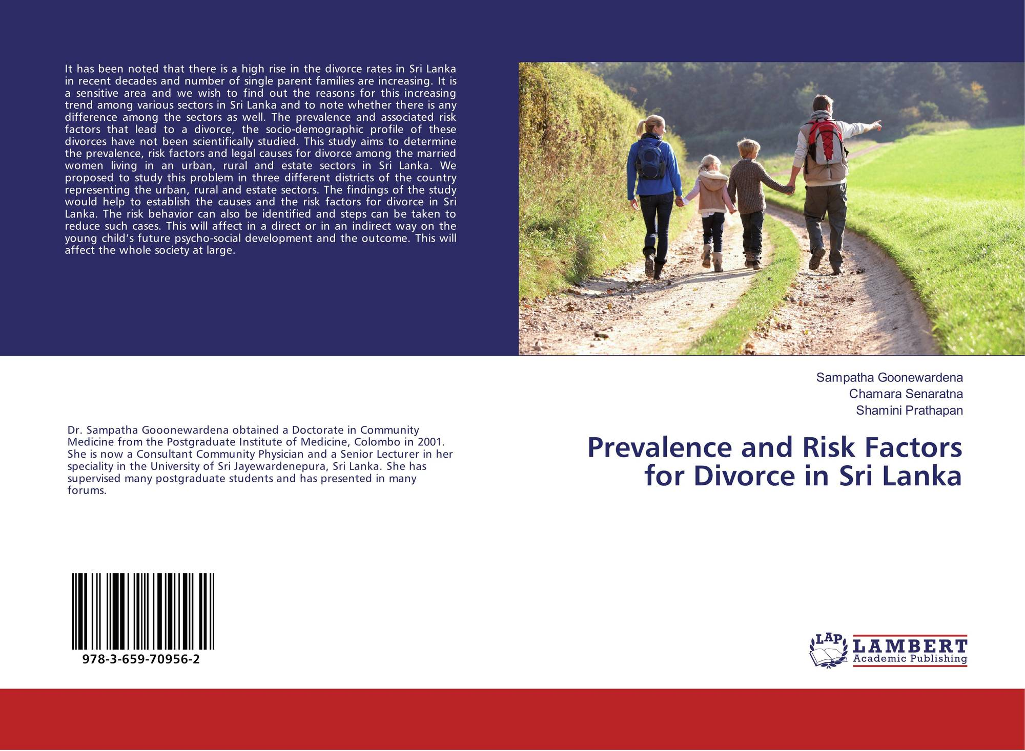 factors associated with divorce Even the most committed couples can grow apart, and this may lead people to wonder which factors make a marriage more likely to fail while having one or more of these risk factors doesn't doom you to divorce, the following ten variables are among the most common risk factors for high divorce rates if the odds seem.