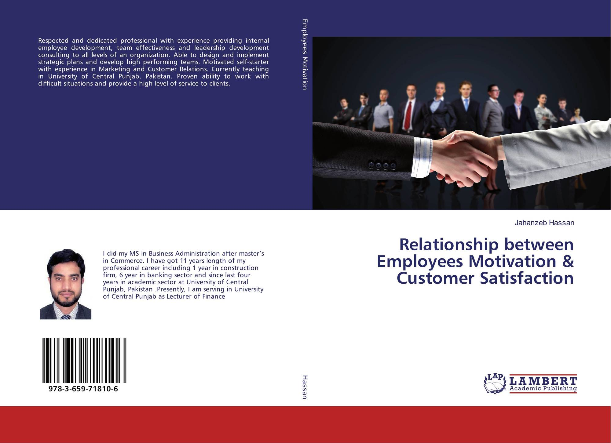 the relationship between employee motivation and