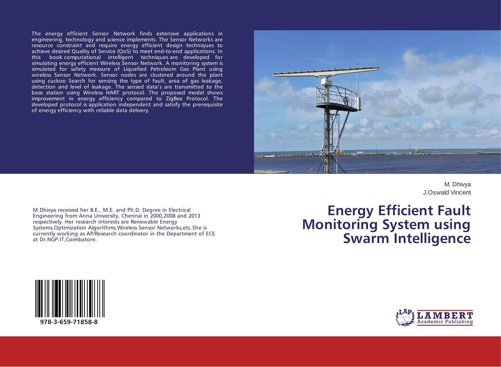 Energy Use Monitoring Systems : Energy efficient fault monitoring system using swarm
