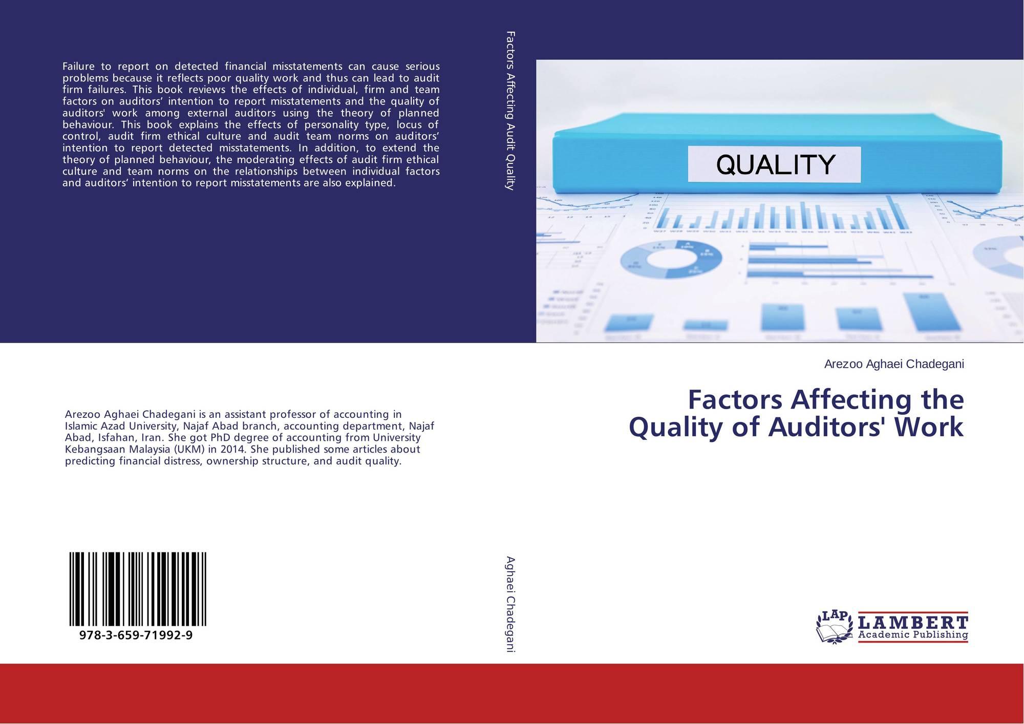 audit firm culture
