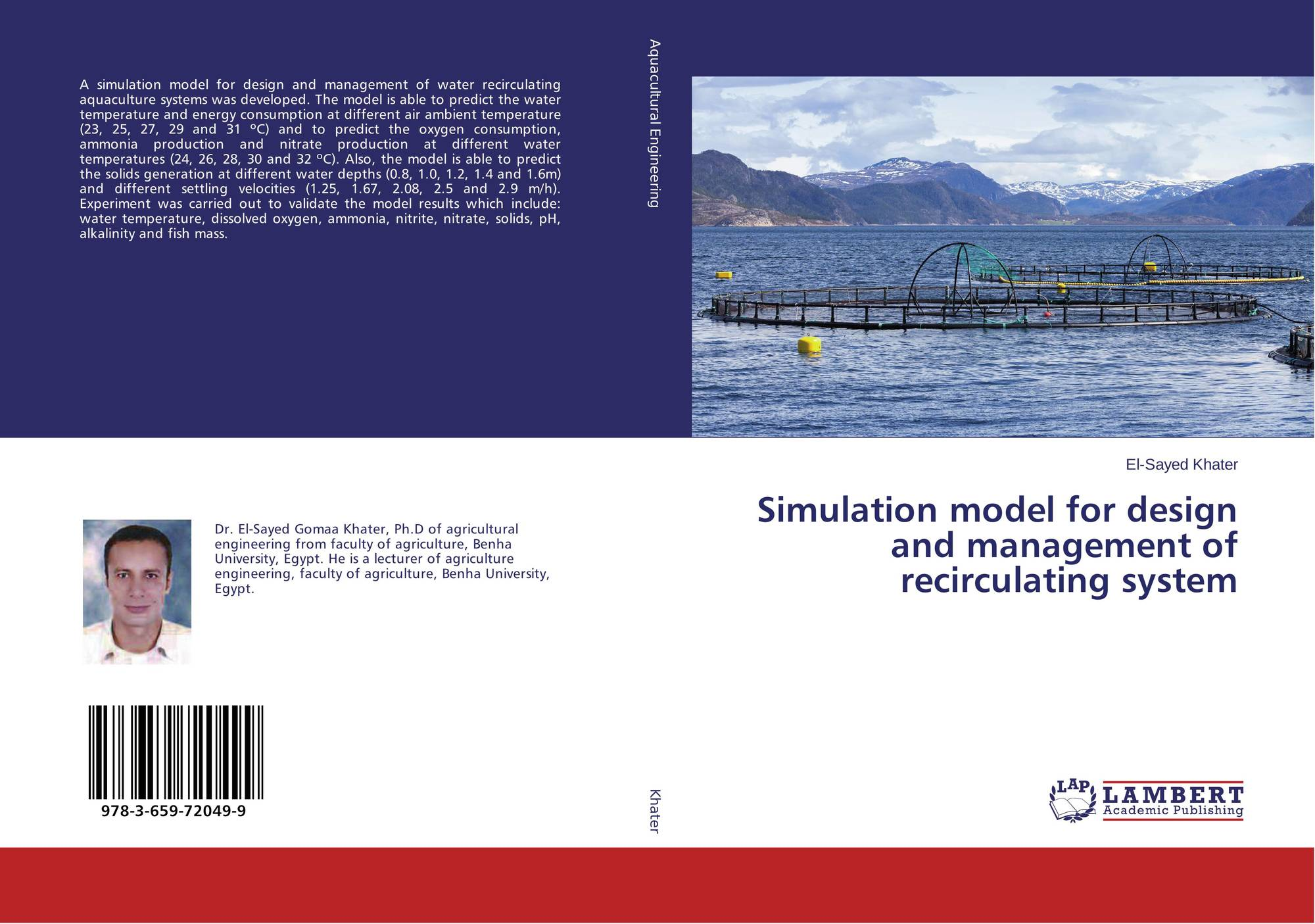 Any journal on water recirculating systems with literature review