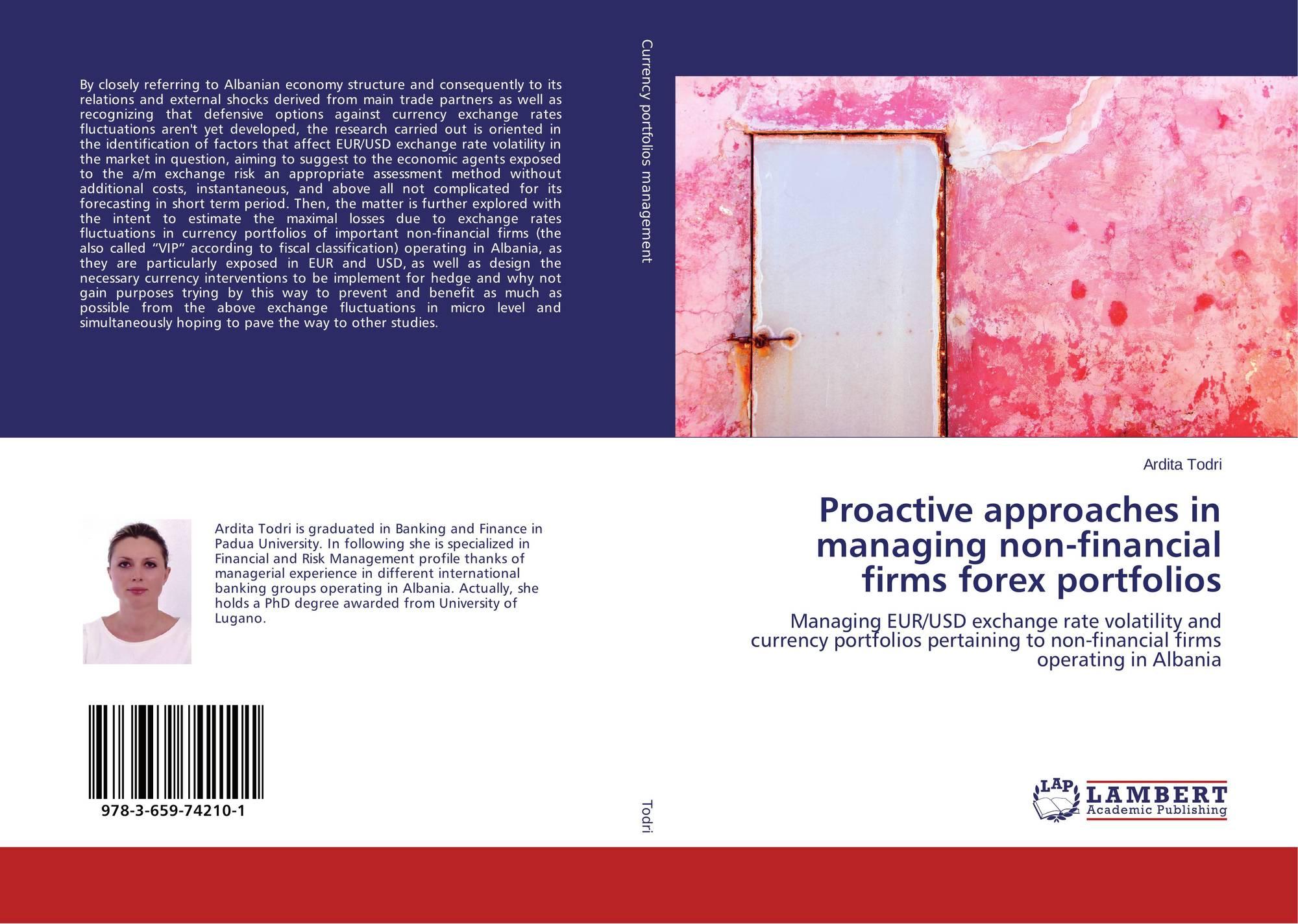 Forex portfolio management companies