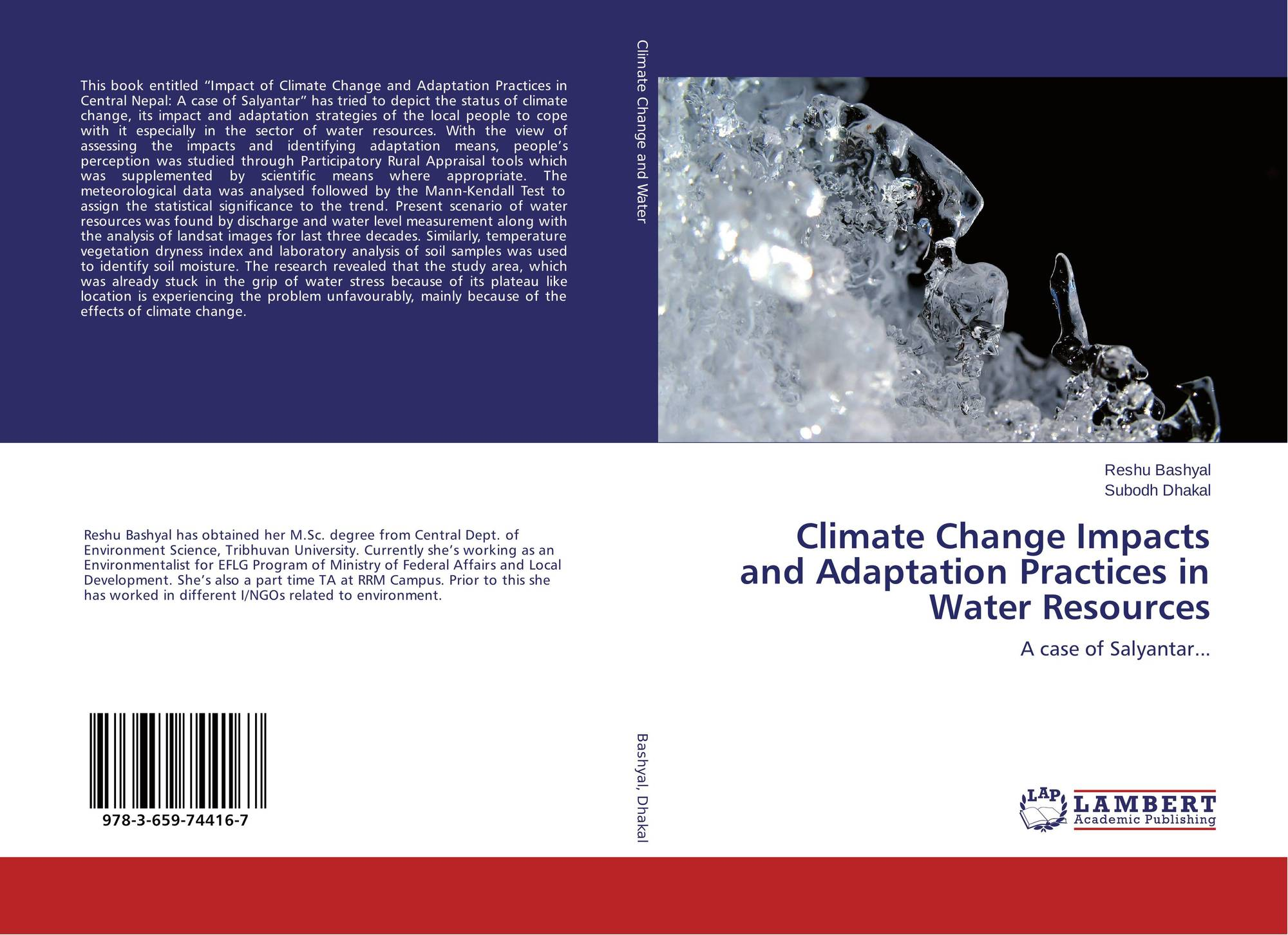 Thesis climate change