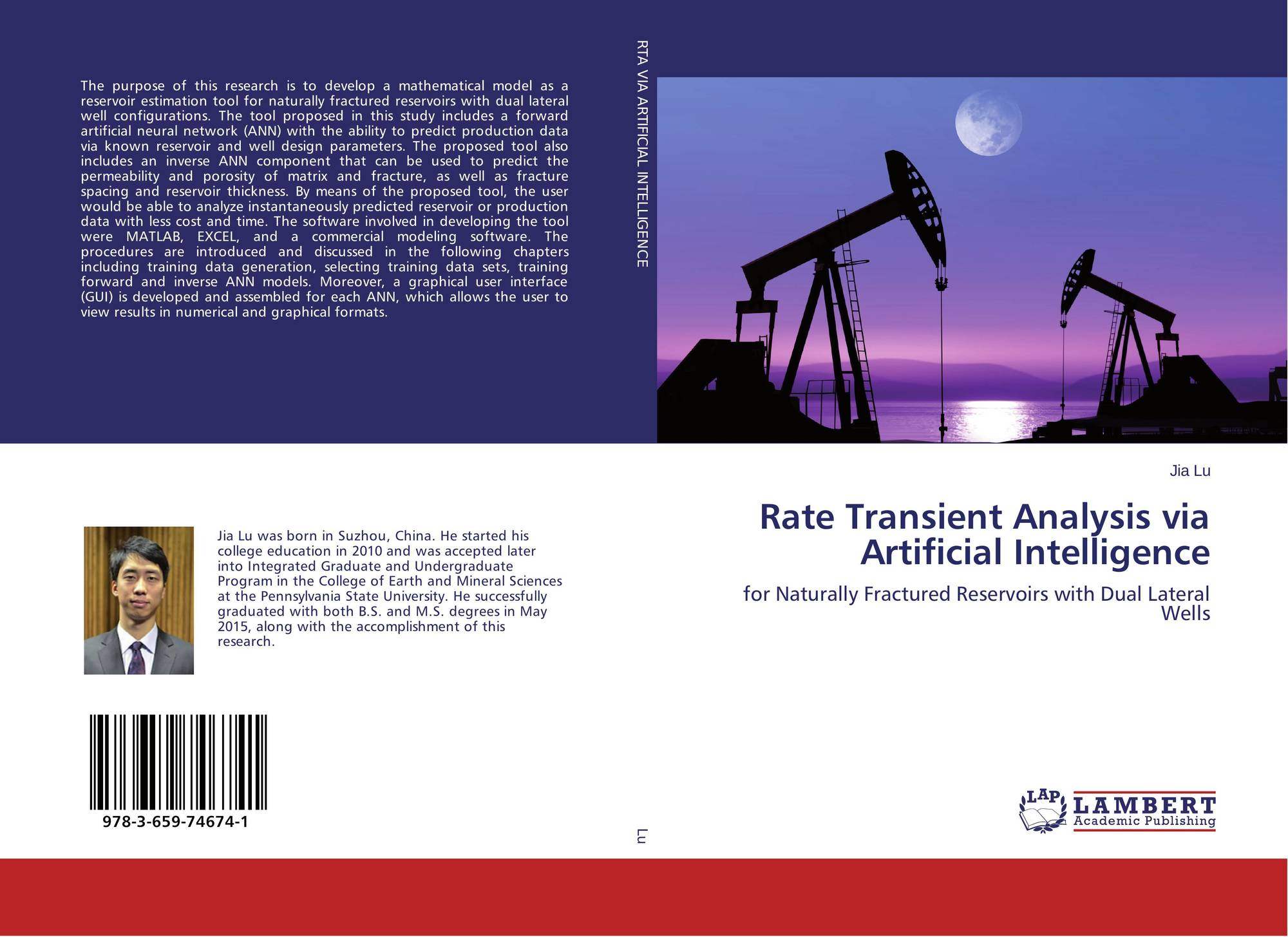 Search results for artificial intelligence techniques bookcover of rate transient analysis via artificial intelligence falaconquin