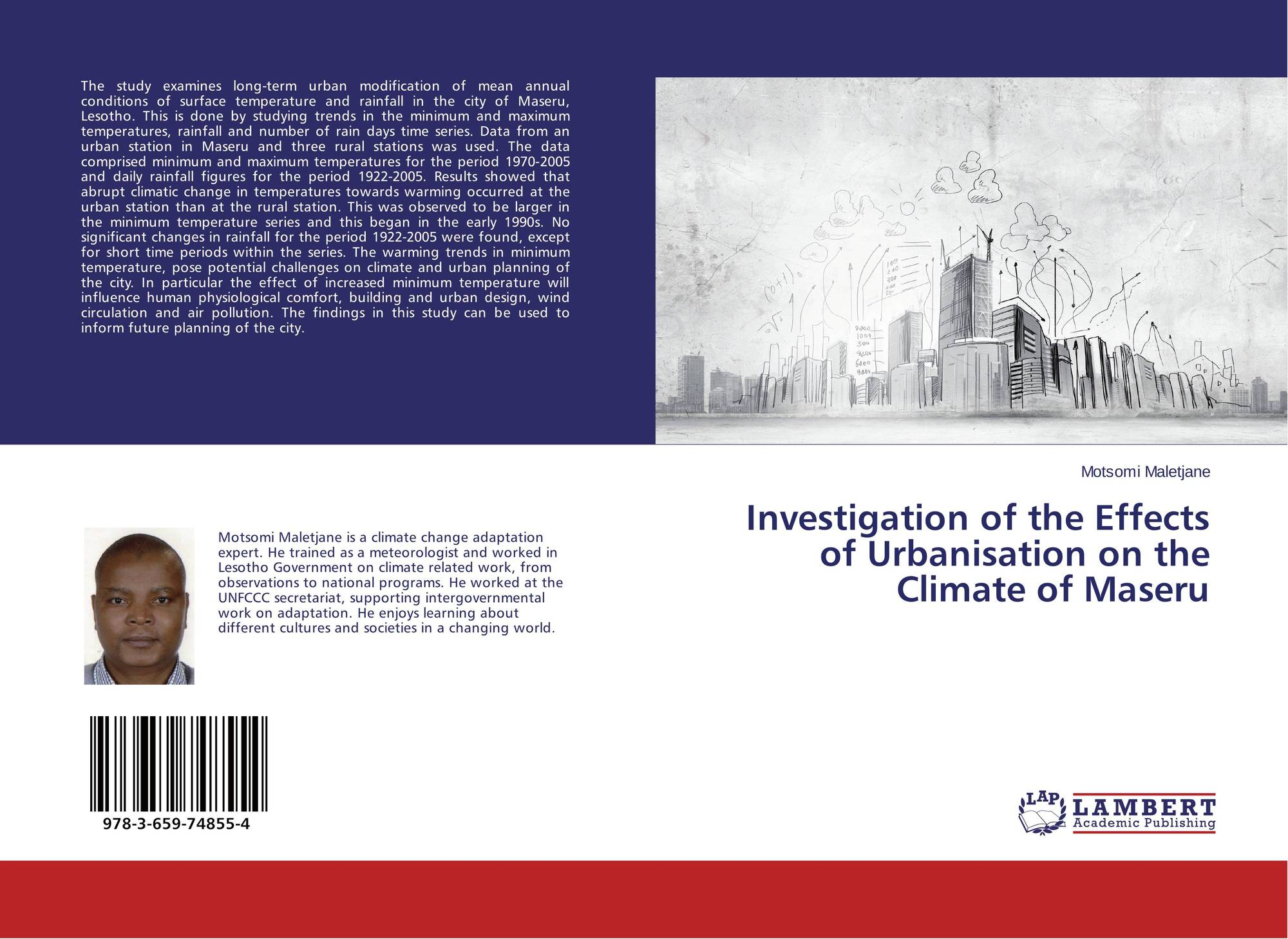 affect of urbanization on climate Climate change is a serious challenge for cities around the world, particularly in developing countries where urbanization is happening at neck- breaking speed it threatens to increase vulnerabilities, destroy economic gains, and hinder social and economic development.