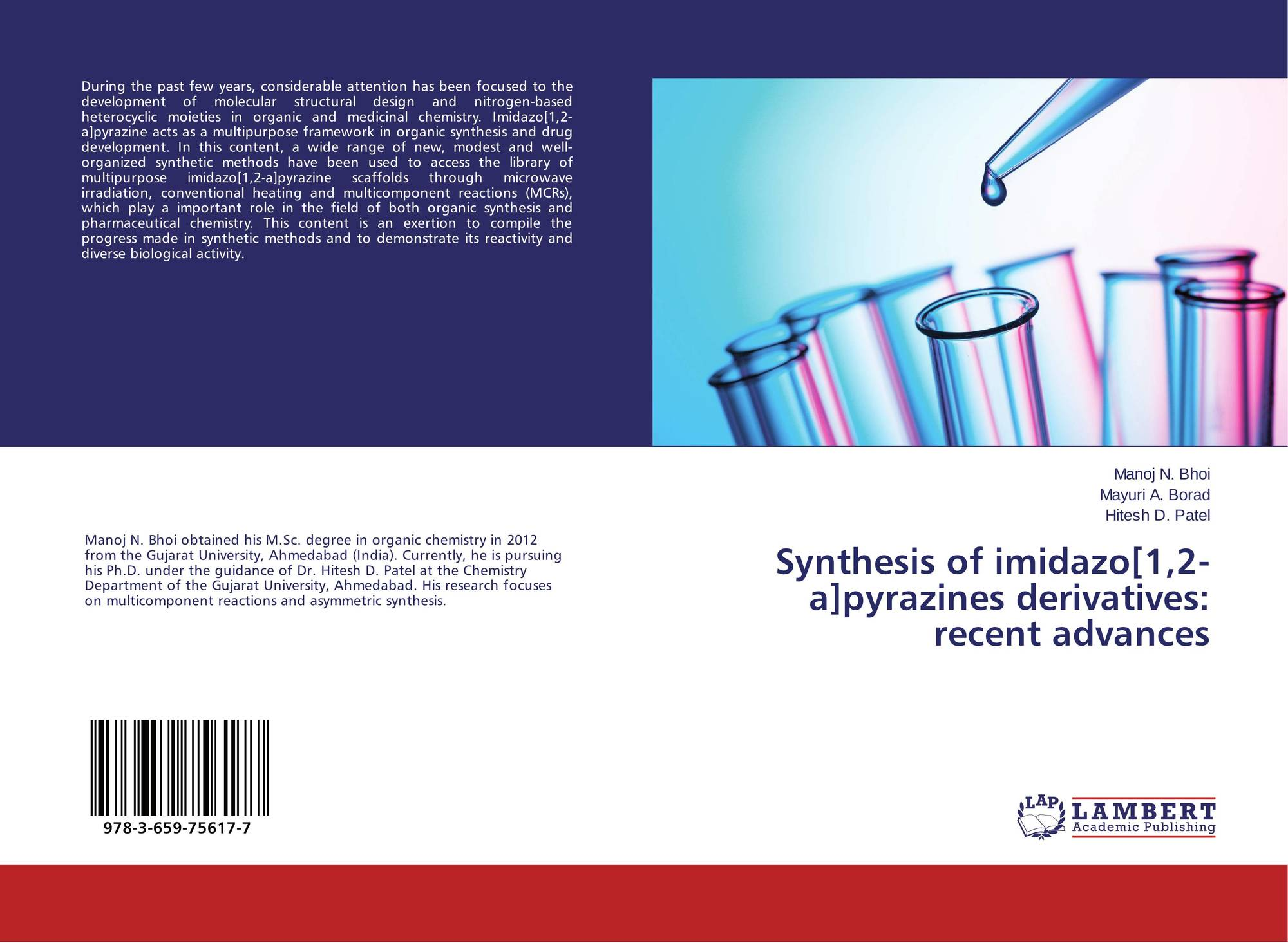 chemistry in the development of synthetic