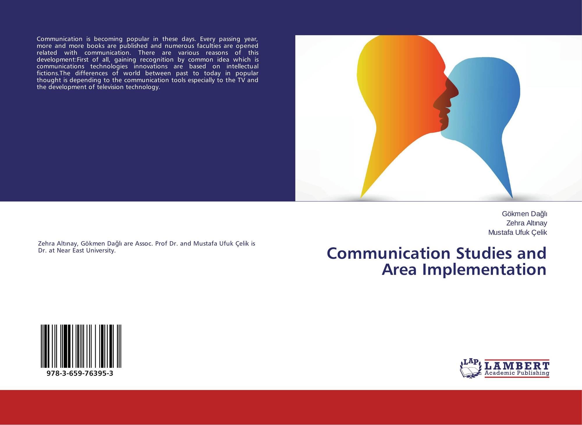 communication studies book Communication studies or communication sciences is an academic discipline that deals with processes of human communicationthere are three types of communication: verbal, involving listening to a person to understand the meaning of a message written, in which a message is read and nonverbal communication involving observing a person and inferring meaning.