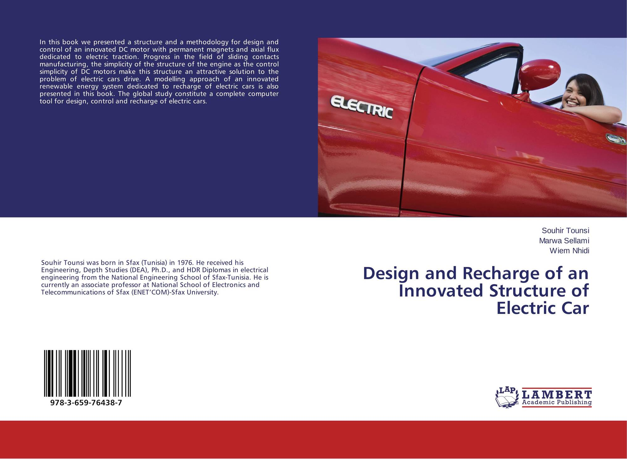 Design And Recharge Of An Innovated Structure Of Electric