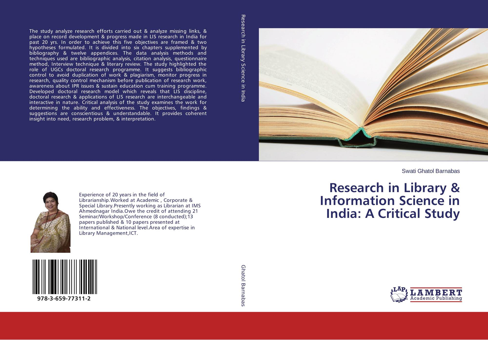 Research in Library & Information Science in India: A Critical Study
