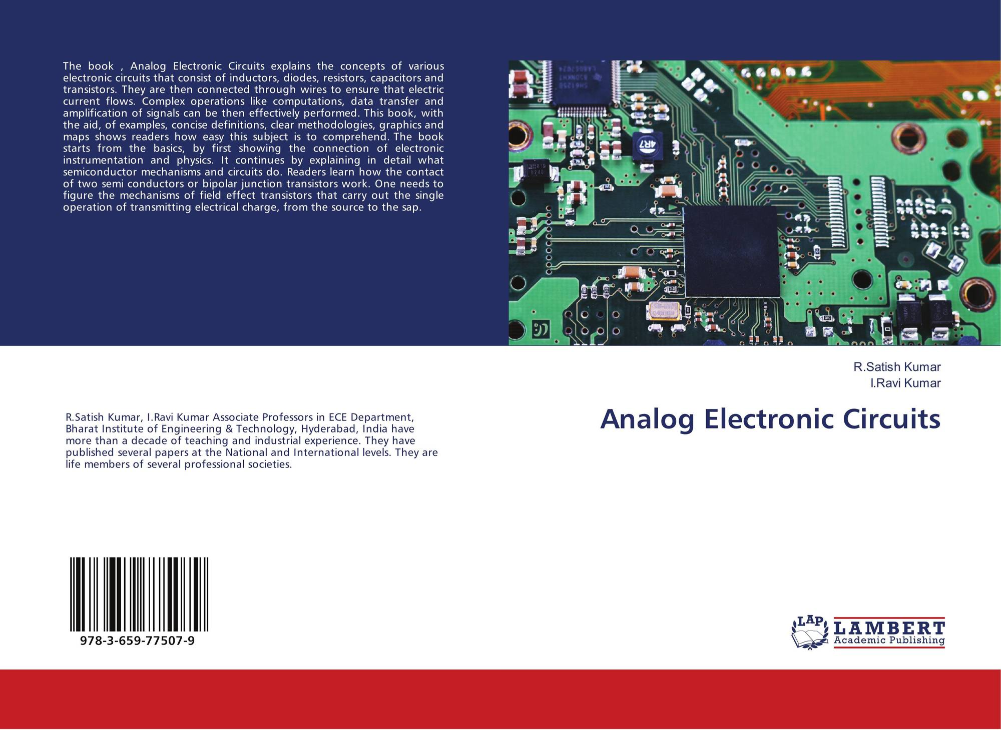 Search Results For Electronic Integrated Circuits Circuit Electronics Bookcover Of Analog