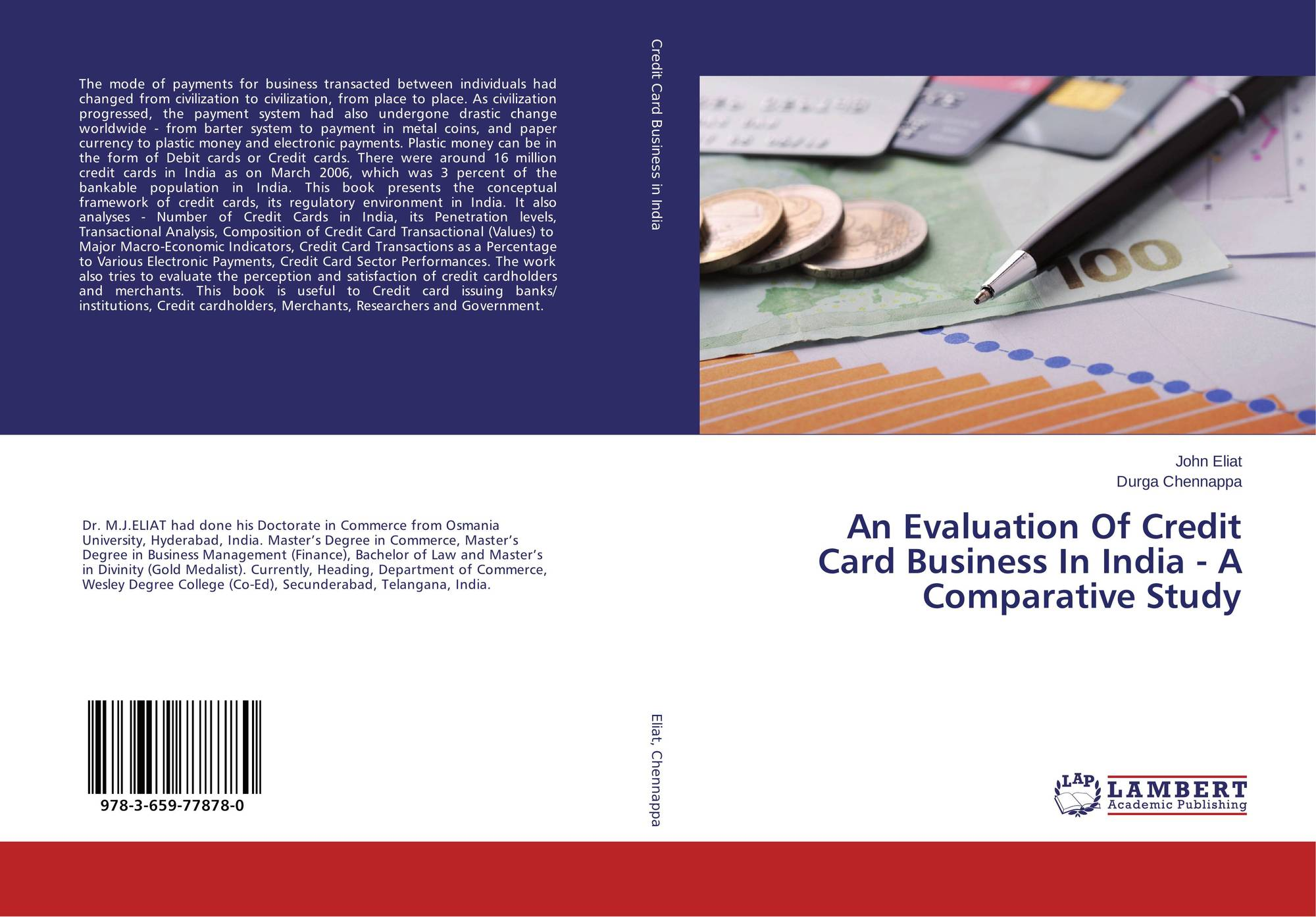 An Evaluation Of Credit Card Business In India - A Comparative Study ...