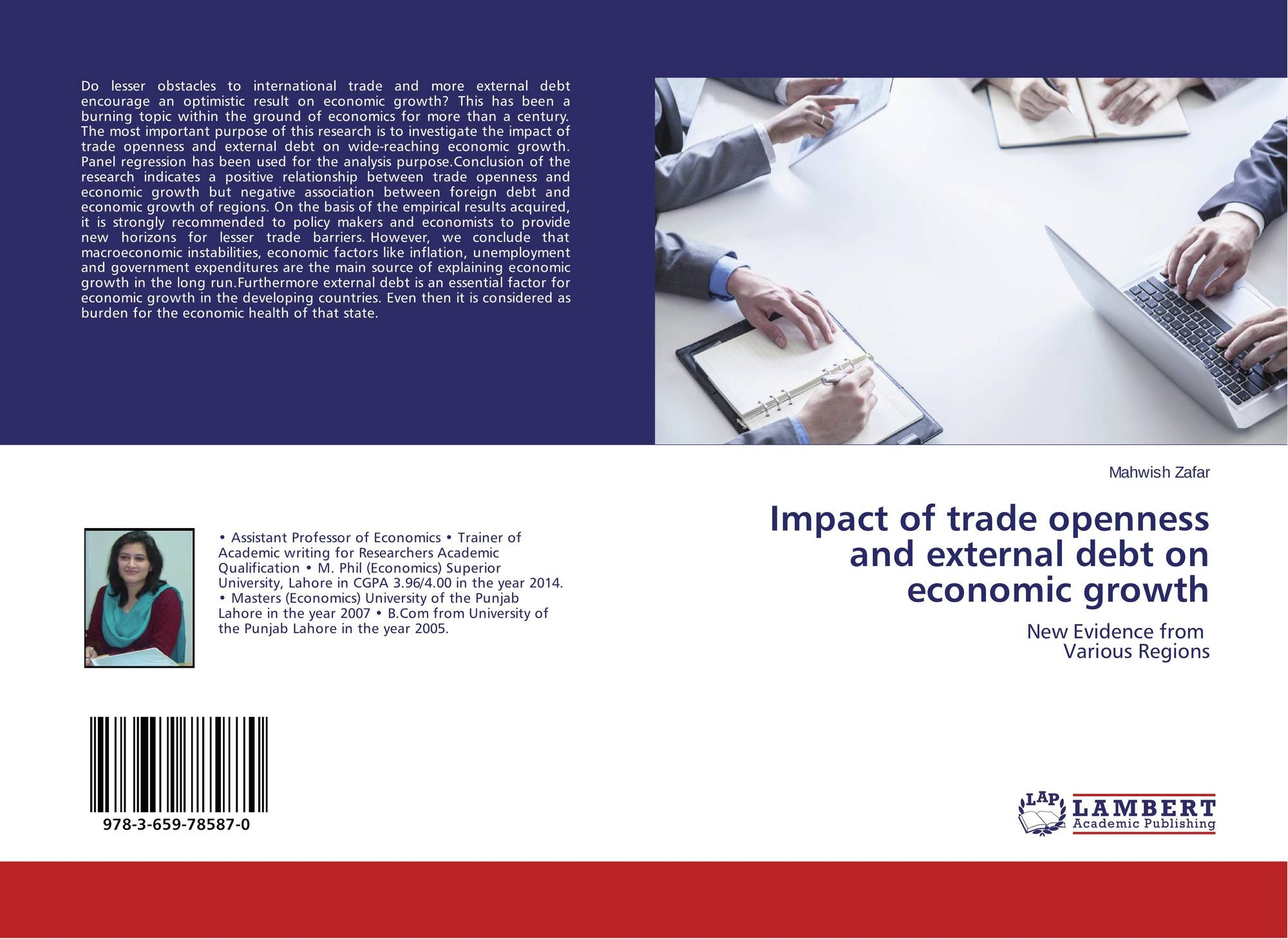 the impact of foreign debts on The impact of external debts on pakistan's economic growth print they investigated the impact of foreign debt on savings and investment in pkaistan using.