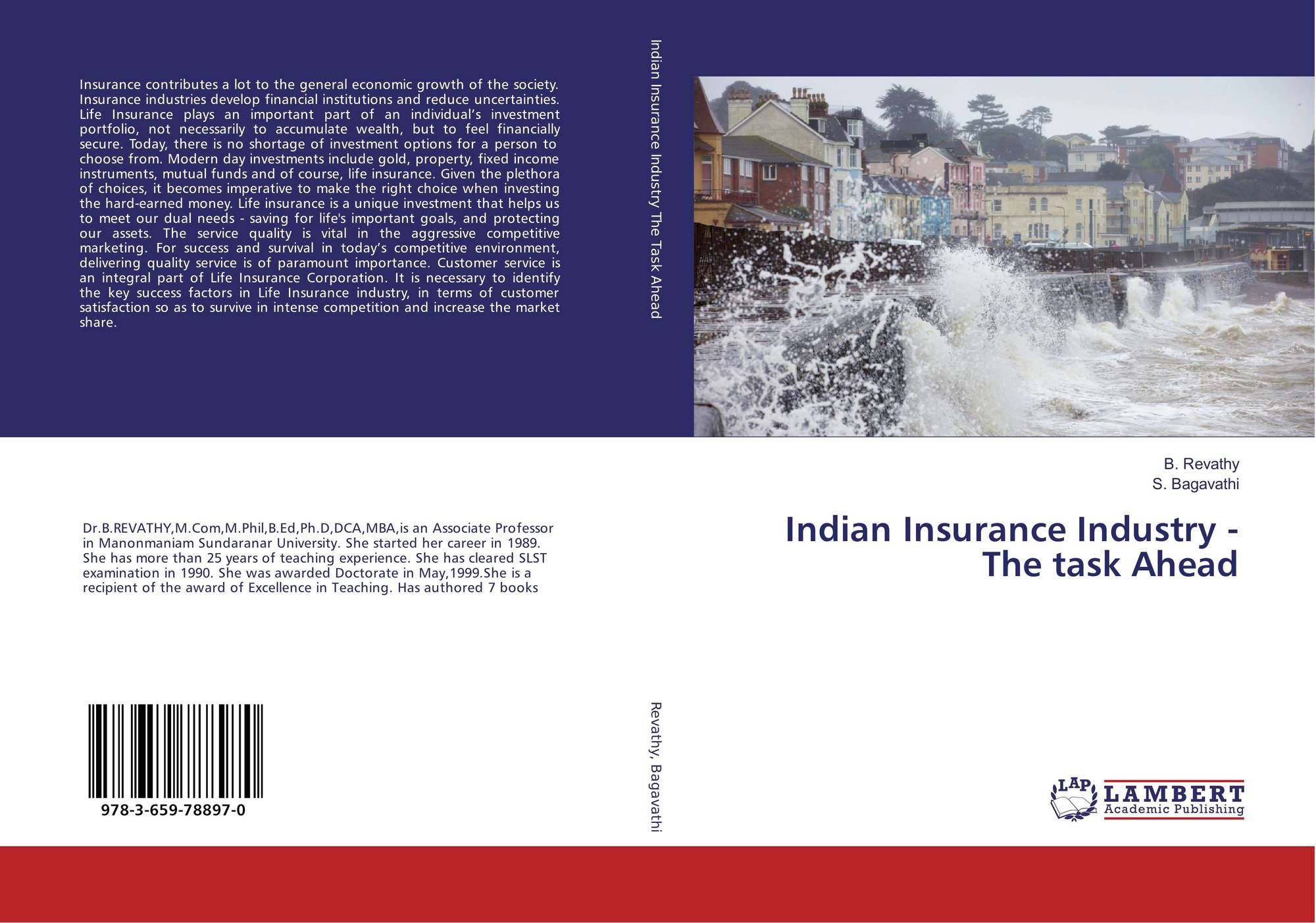 indian insurance industry an industry competitive This paper makes an attempt to assess the state of competition in the indian life insurance industry for the period 2000-01 to 2014-15 highlighting the nature of competition after the economic reforms in the economy.