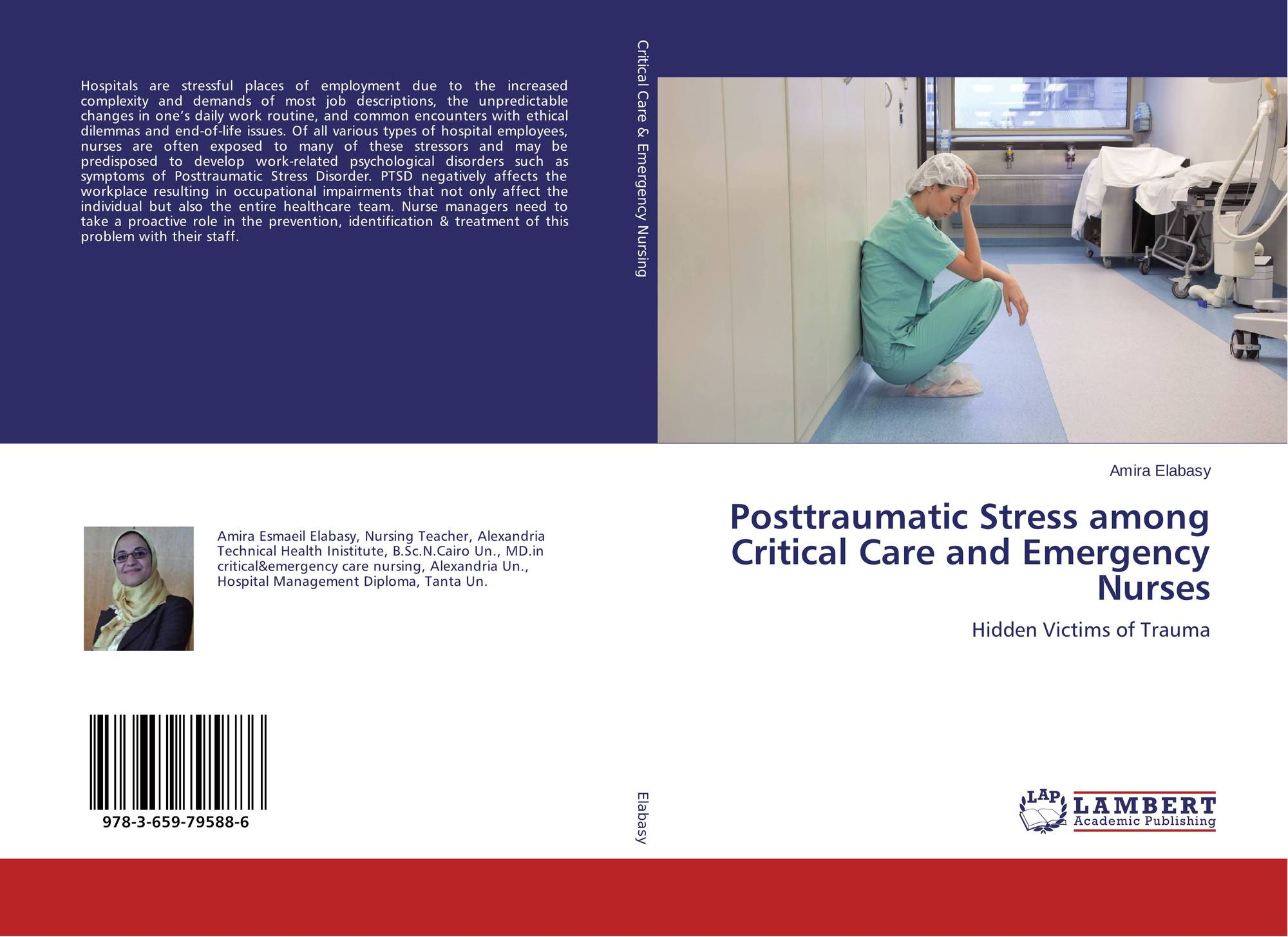 occupational stress of nurses Further reproduction prohibited without permission abstract occupational stress among nurse administrators title of grant or project occupational stress among nurse administrators in general hospitals in tennessee_ principal investigator ruby tweed d a.
