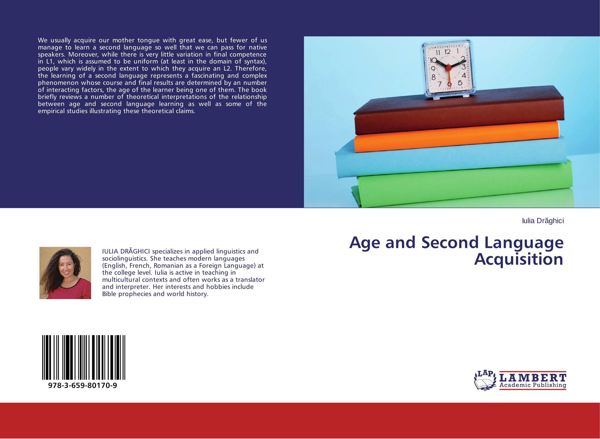 age and second language acquisition essay The learning process should begin at preschool age, when children are  the  crucial segment in second language acquisition is a second.