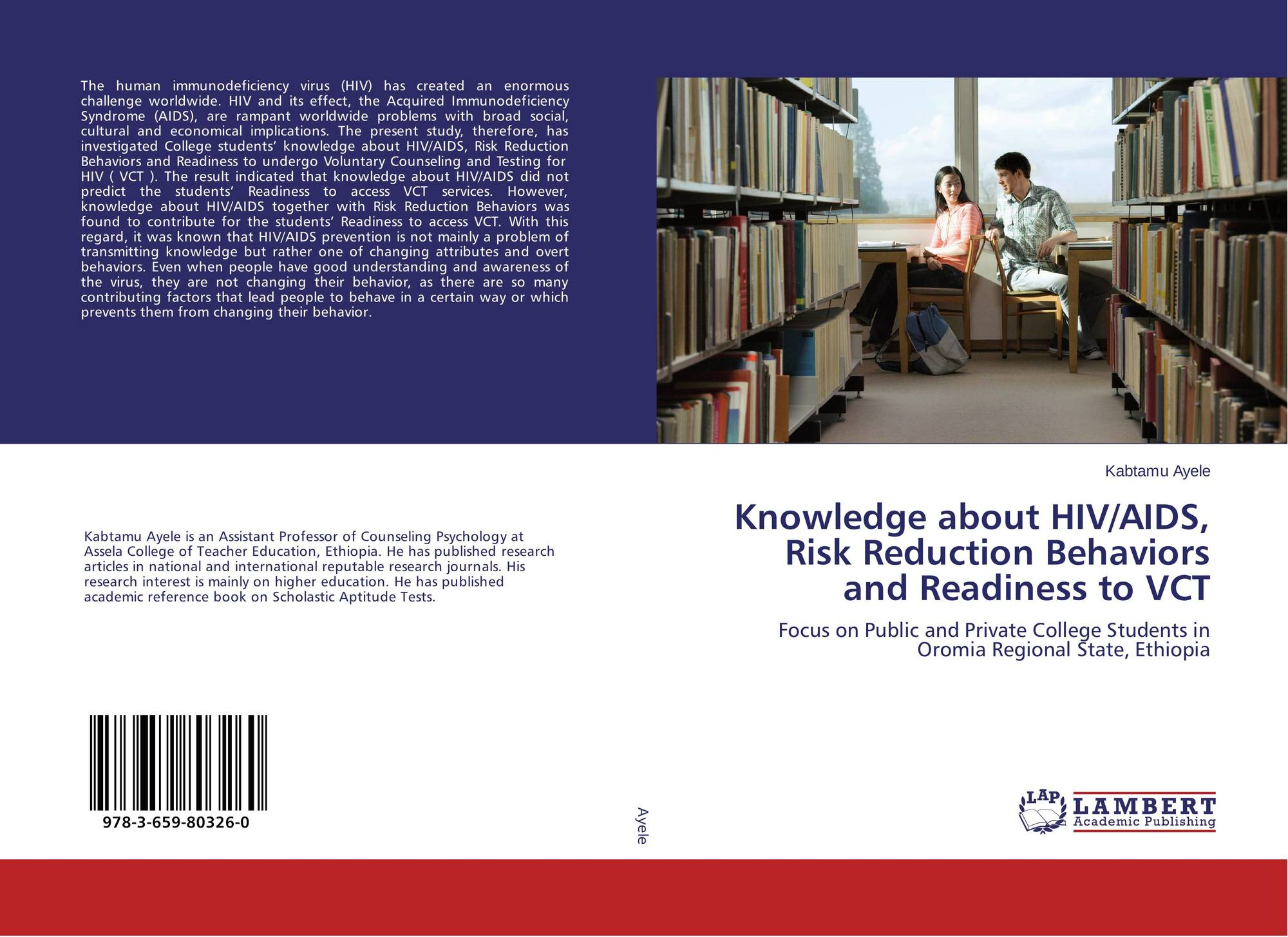 Knowledge about HIV/AIDS, Risk Reduction Behaviors and