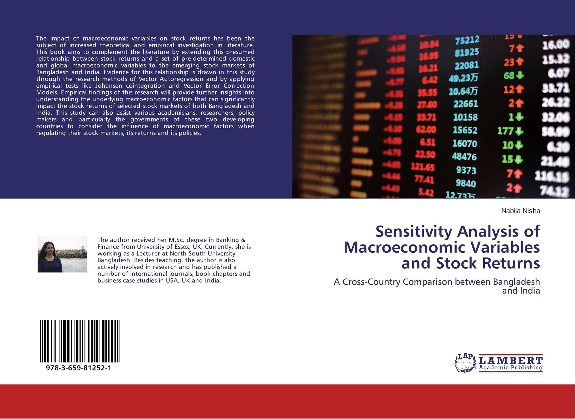 volatility of macroeconomic variables and stock returns Macroeconomic and financial variables by taking stock market return and gold prices in to account, for the year 1991 to 2009 they analyzed the causality relationship between variables and found that gold and stock.