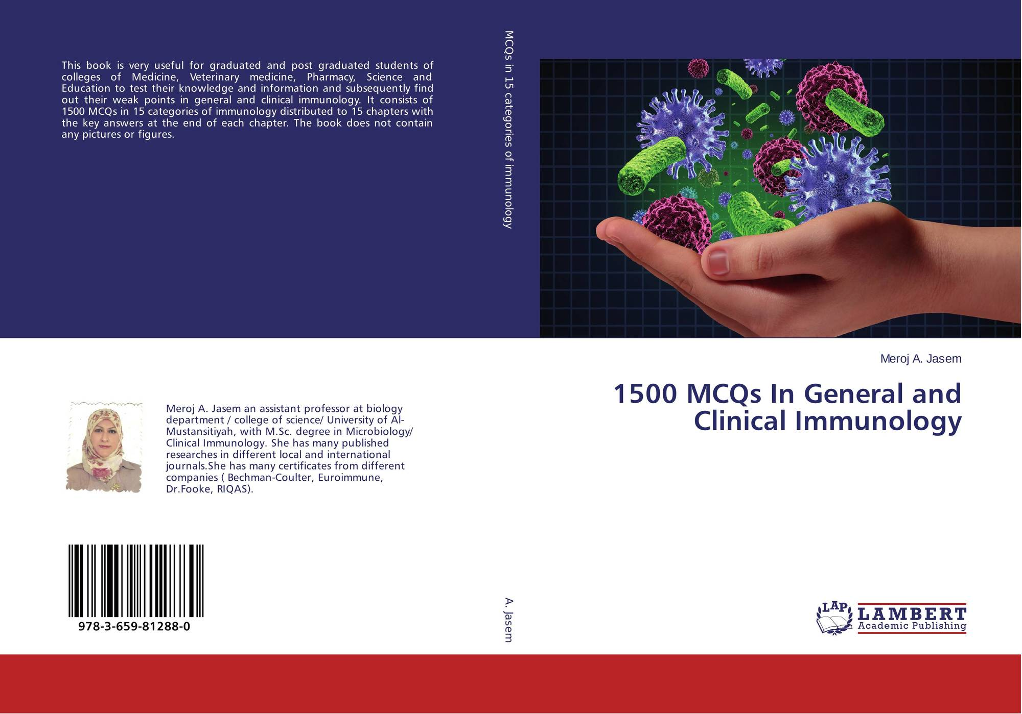 1500 MCQs In General and Clinical Immunology, 978-3-659