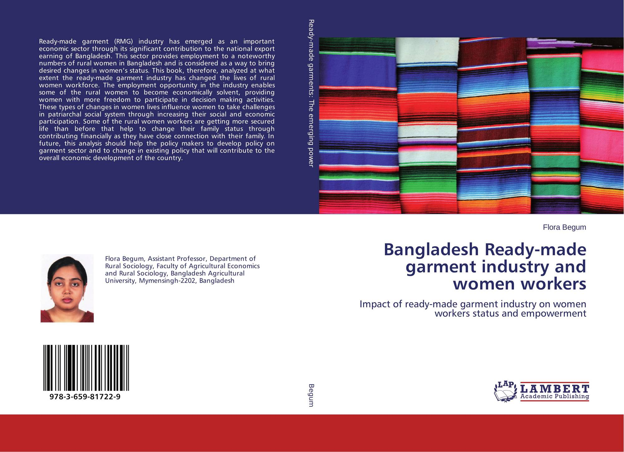 the garment industry of bangladesh Bangladesh garments industry effectively change their economic growthbangladesh tag is a prestigious brand across the world today.