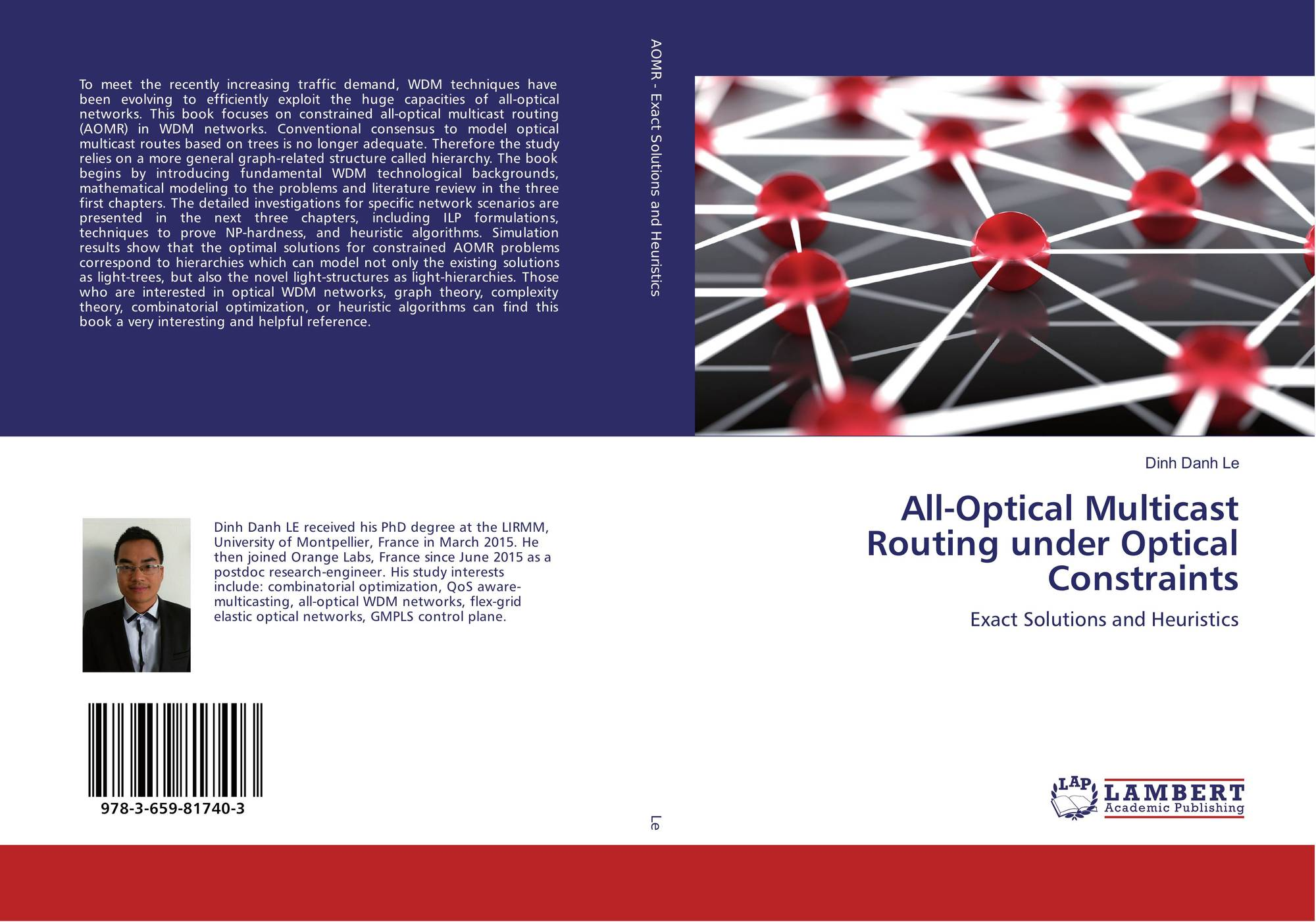 review report on a heuristic routing
