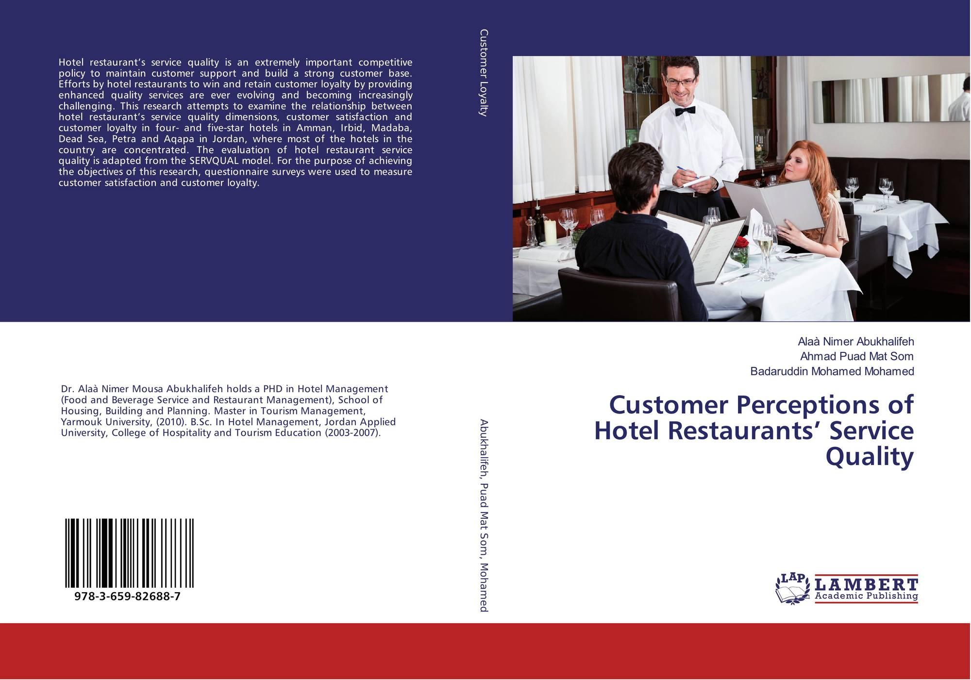 restaurant service quality