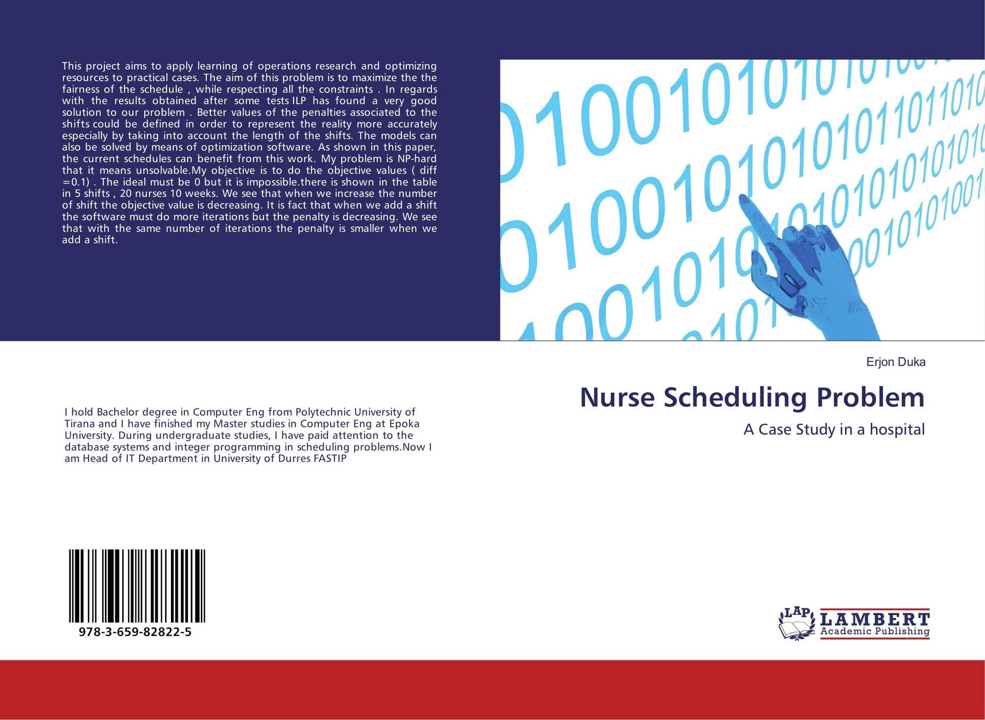 Nurse Scheduling Problem