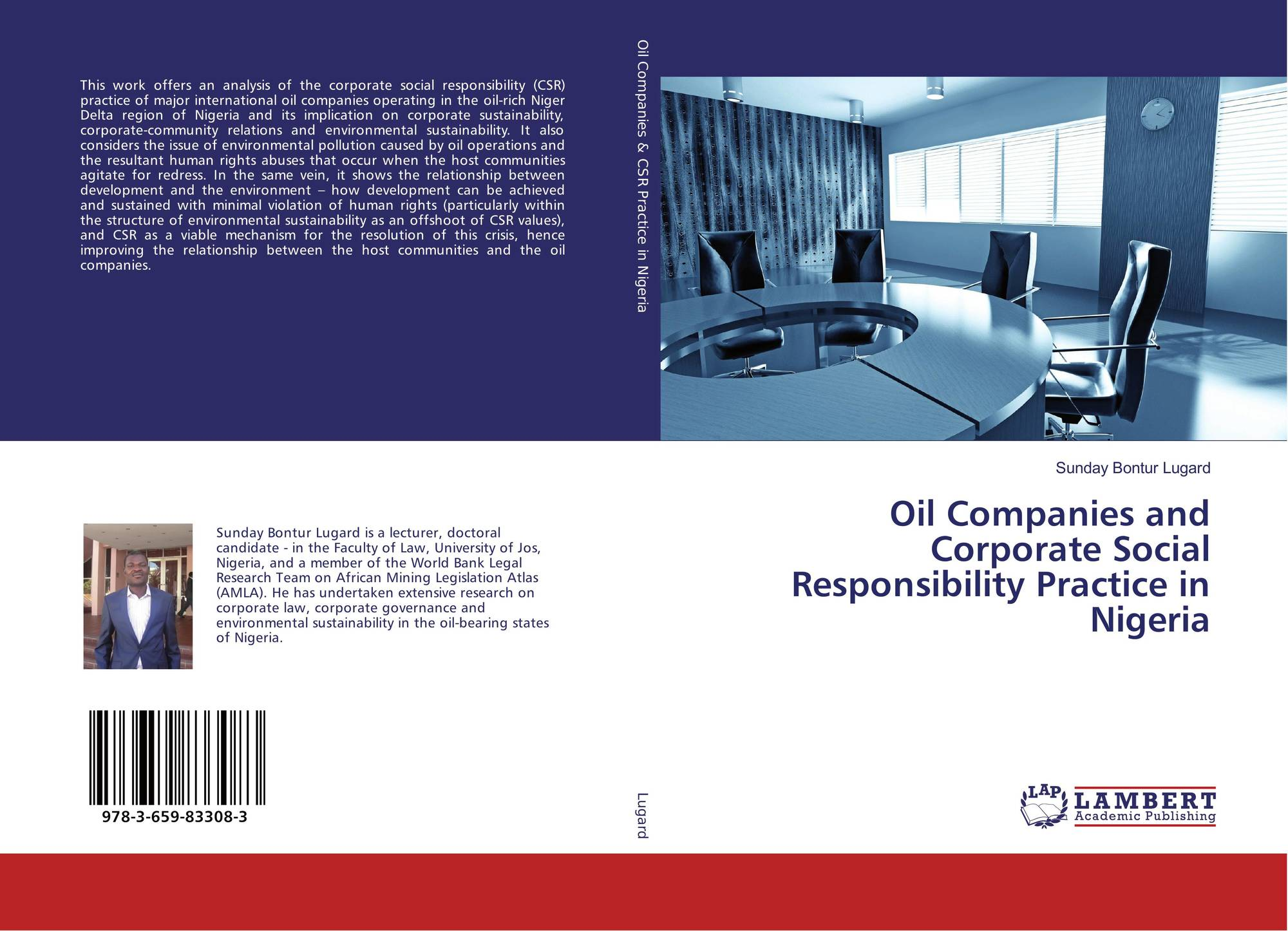 thesis on csr in nigeria Chicago-kent law review volume 86 issue 1symposium on energy law article 4 december 2010 corporate social responsibility in the oil and gas industry: the importance.