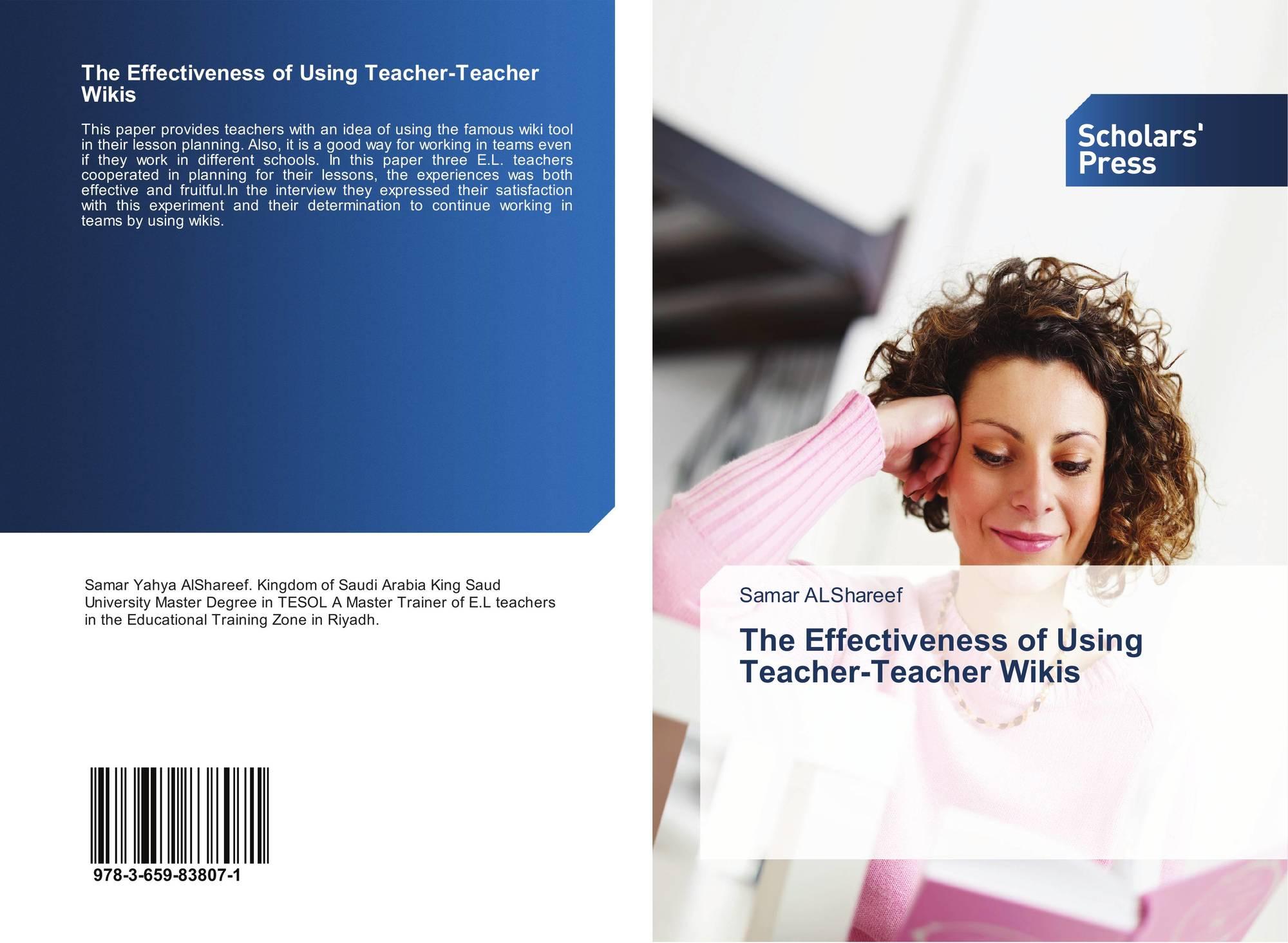 research papers teacher effectiveness