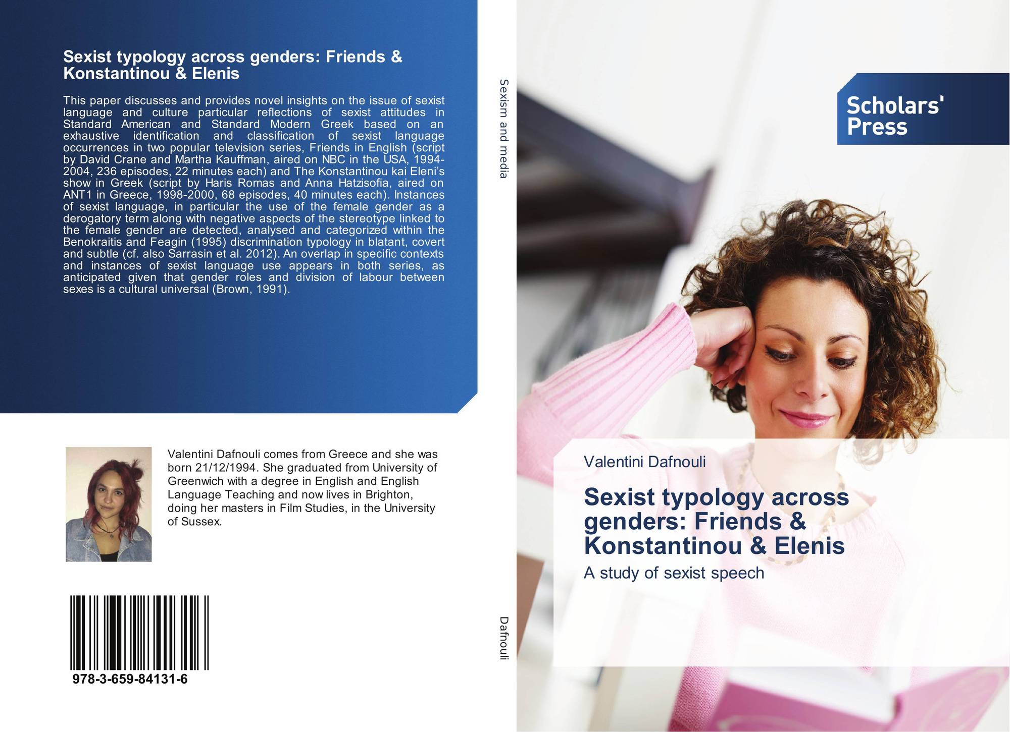 an analysis of sexism in language by andrew westbrook