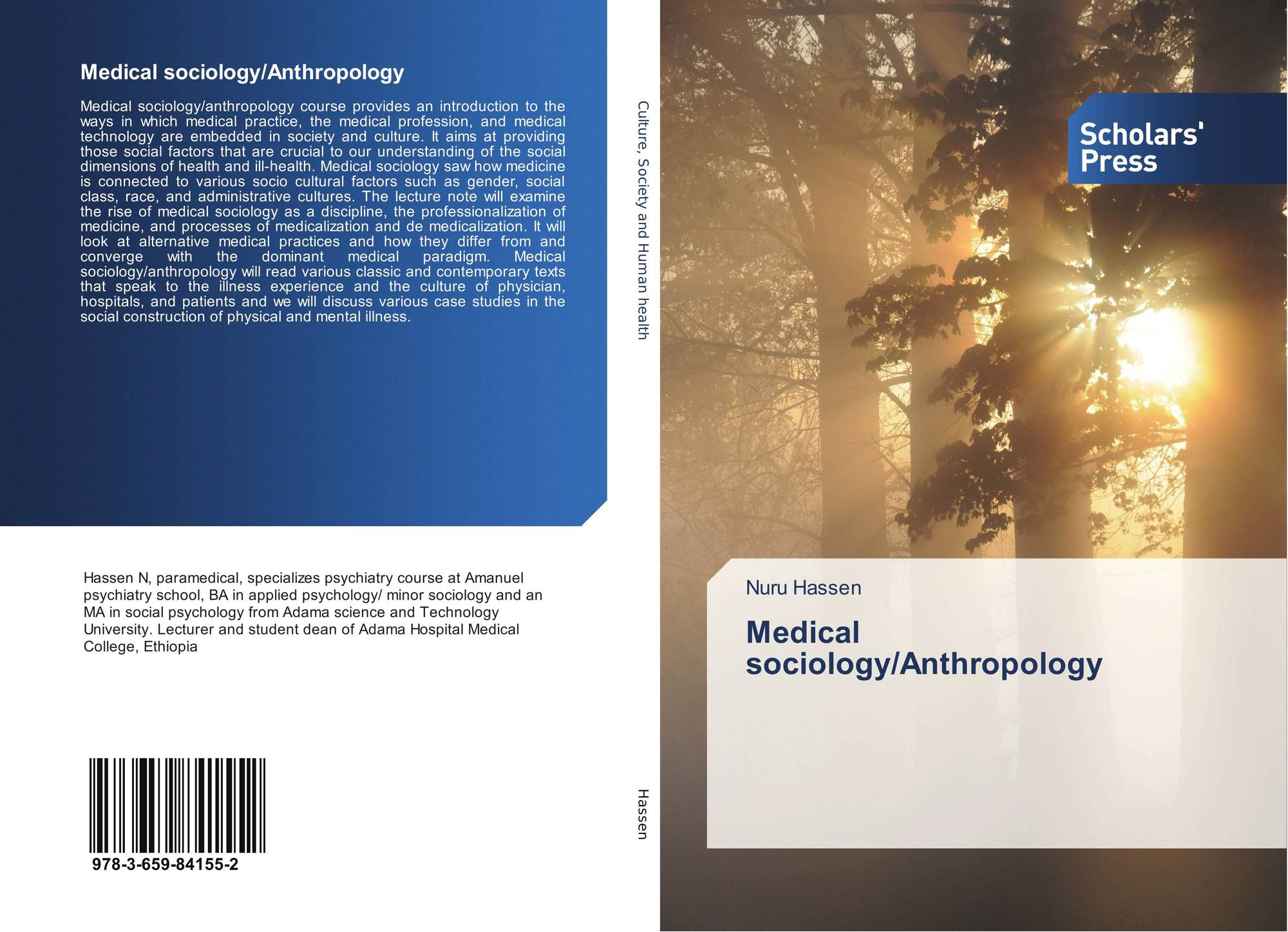 medical sociology About the section the medical sociology section, one of the asa's largest sections, brings together social and behavioral scientists from a variety of backgrounds who share an interest in the social contexts of health, illness, and health care.